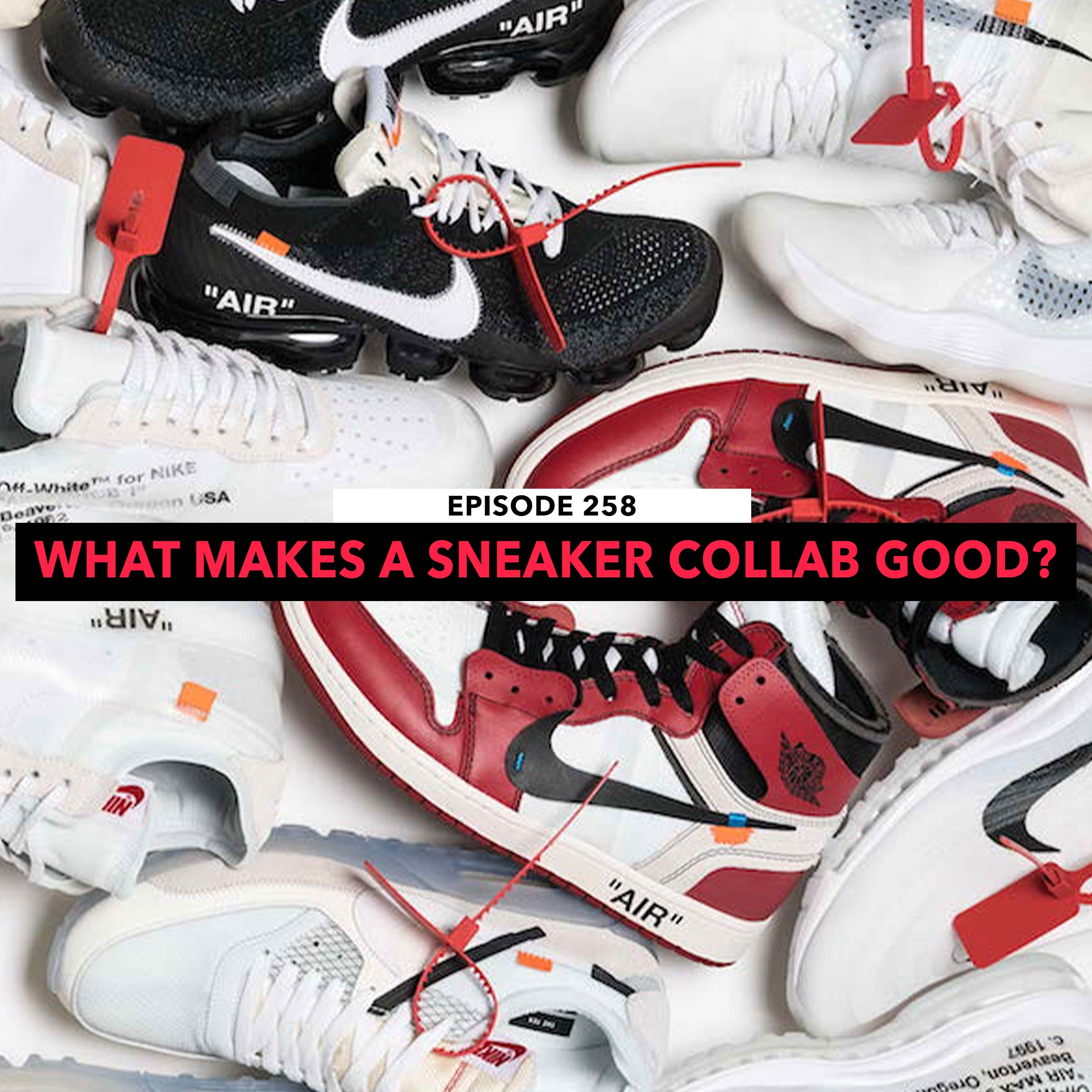 Artwork for podcast Sneaker History Podcast - Sneakers, Sneaker Culture and the Business of Footwear