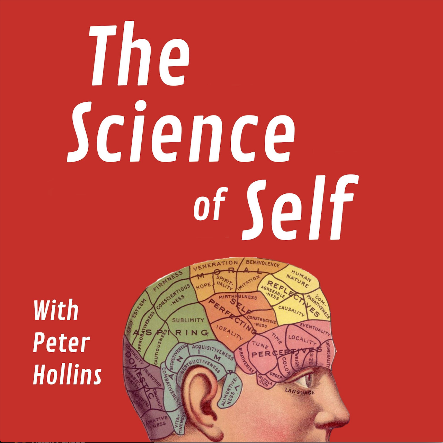 Show artwork for The Science of Self