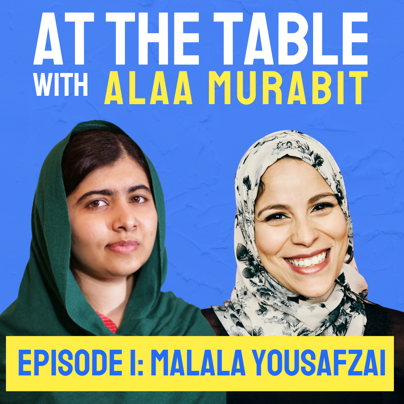 Artwork for podcast At The Table with Alaa Murabit