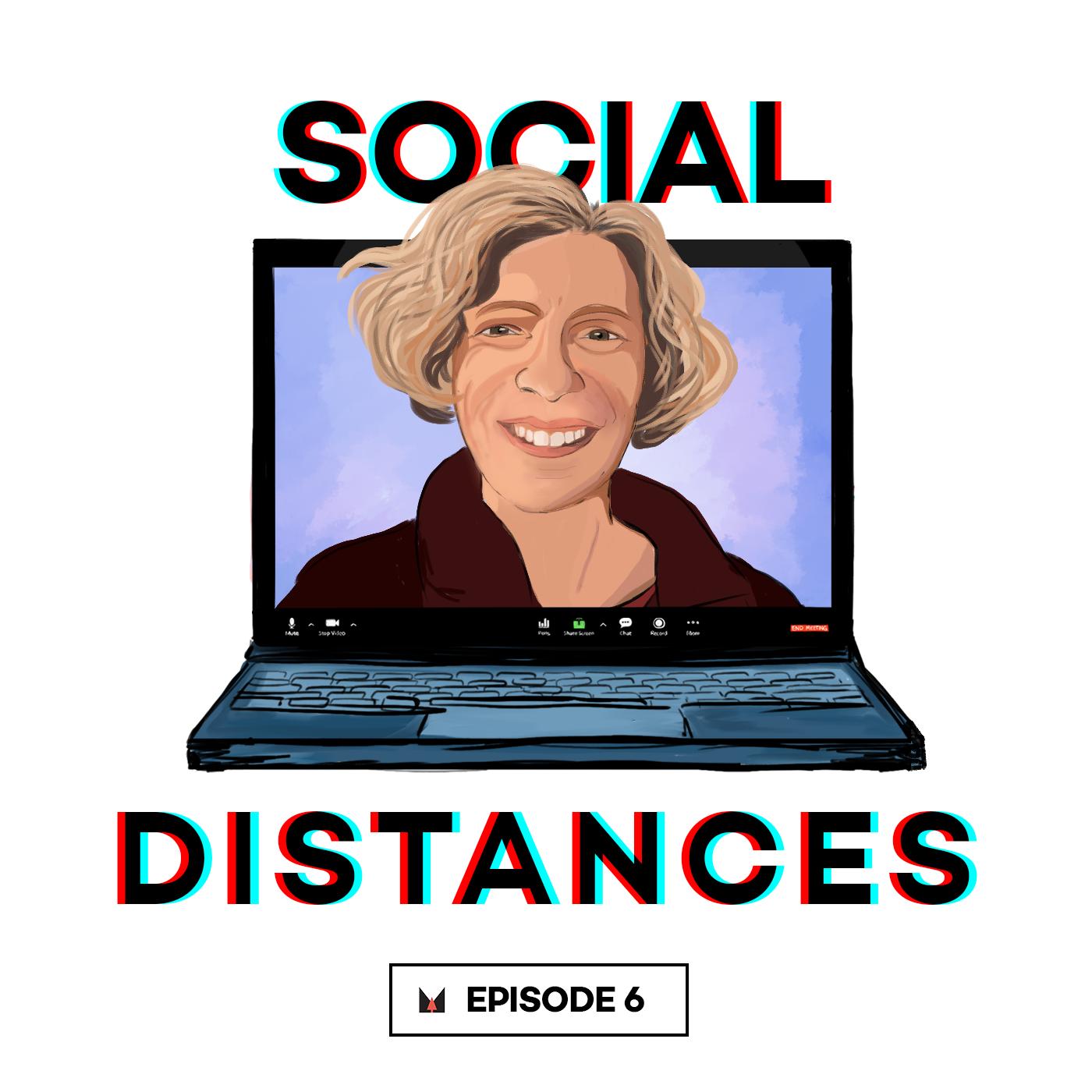Artwork for podcast Social Distances