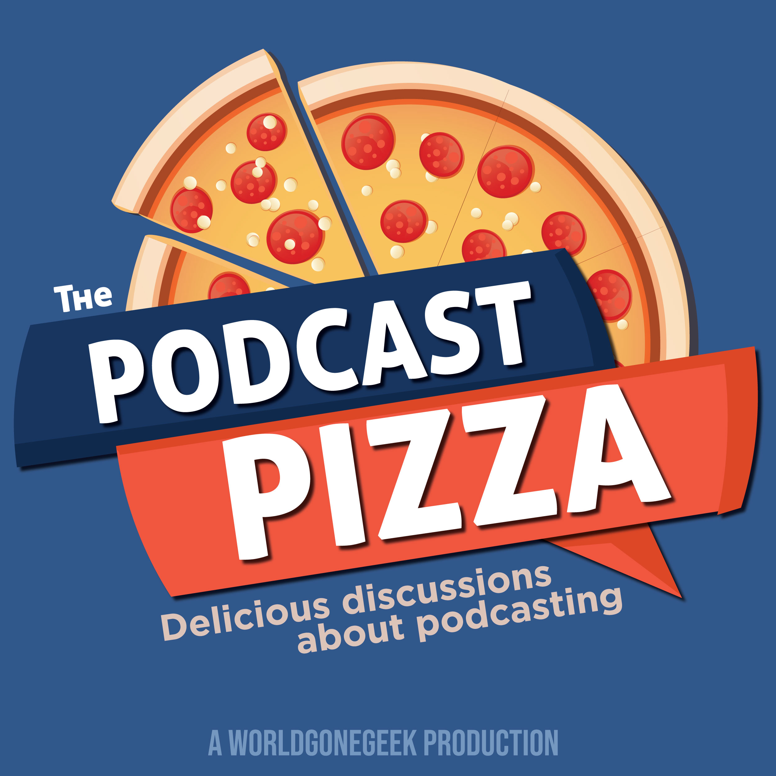 Show artwork for The Podcast Pizza