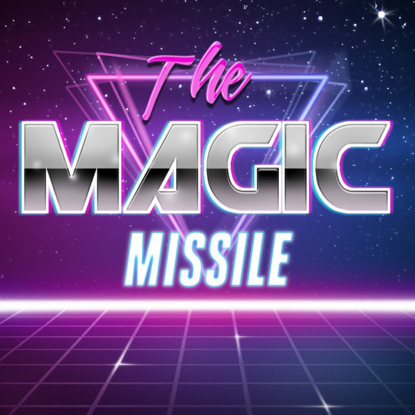 Artwork for podcast The Magic Missile