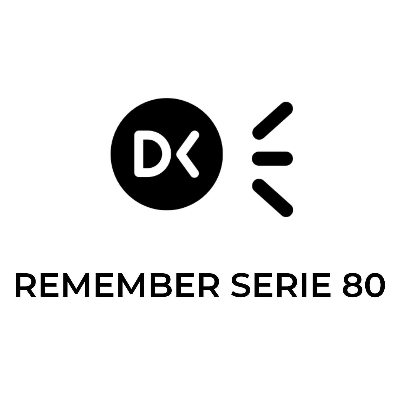 Artwork for podcast Remember Serie 80