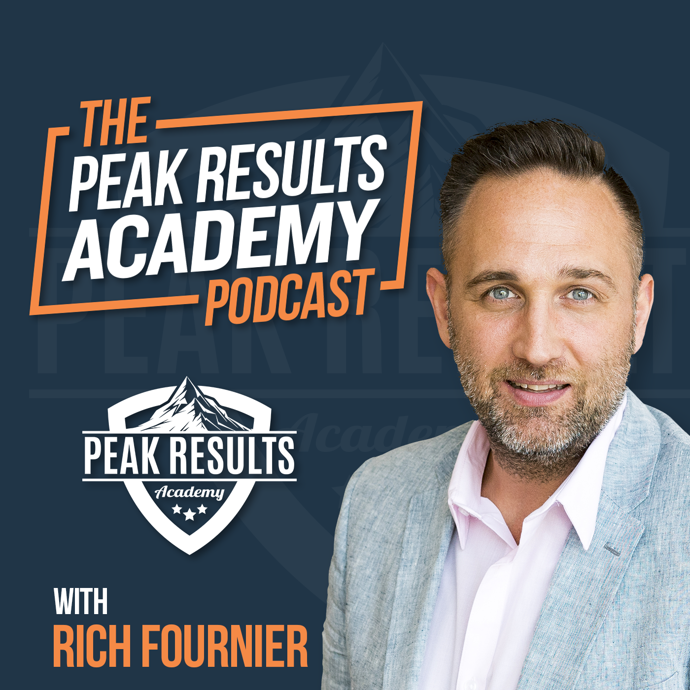Artwork for podcast The Peak Results Academy Podcast