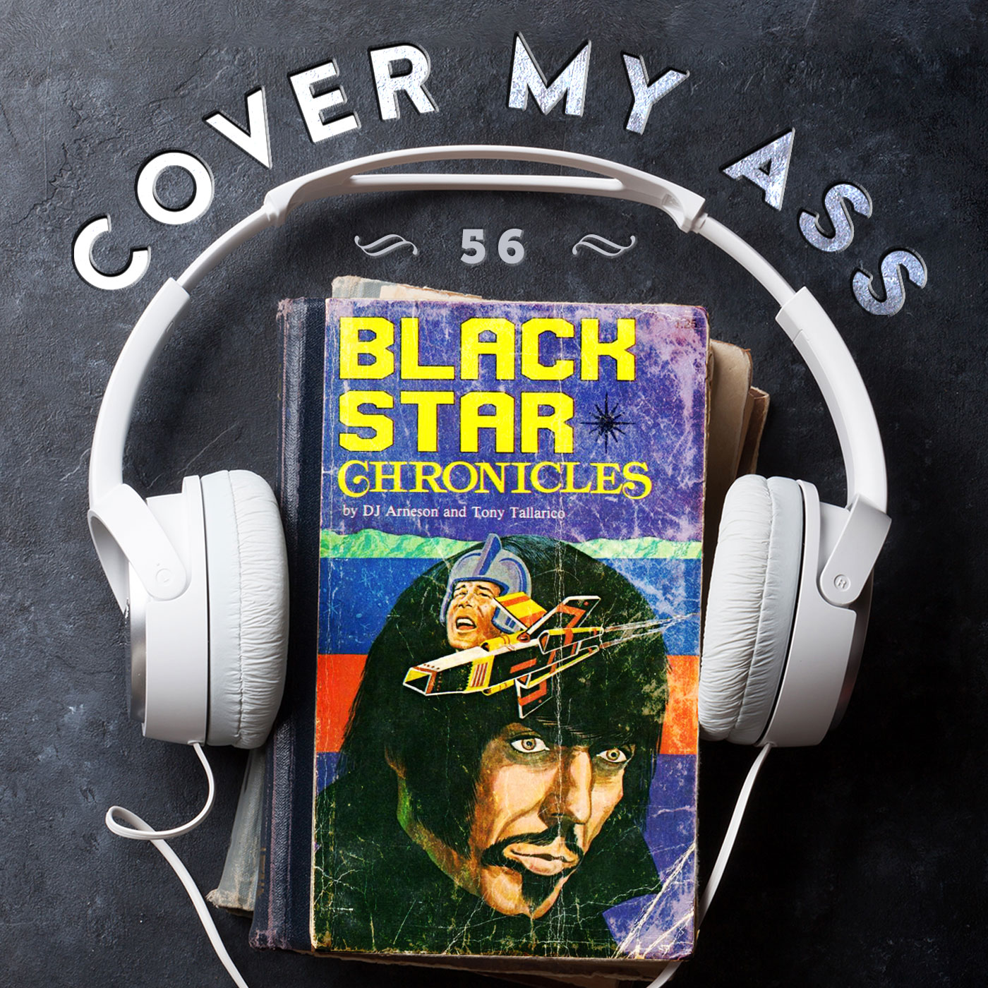 Artwork for podcast Cover My Ass