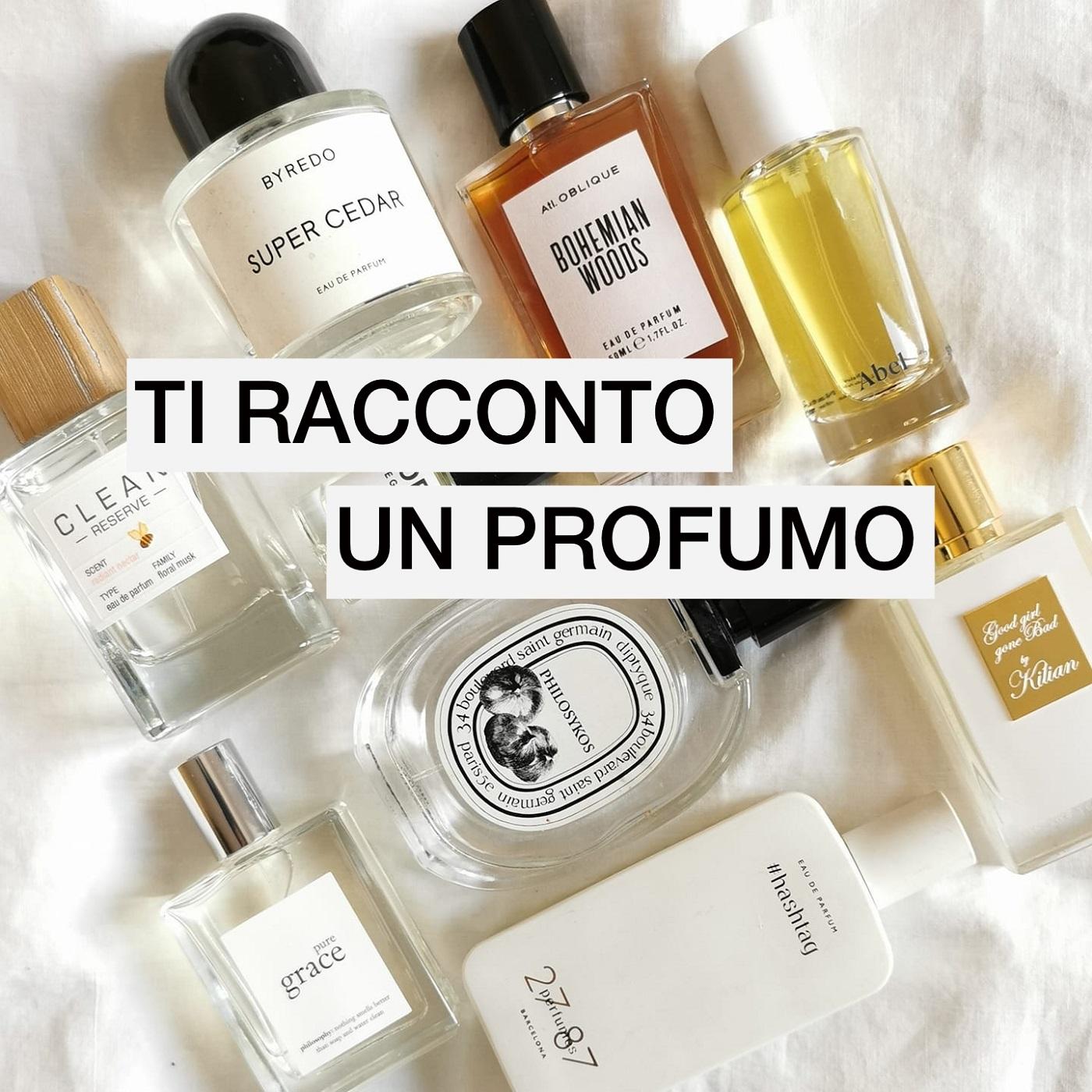 Show artwork for TI RACCONTO UN PROFUMO