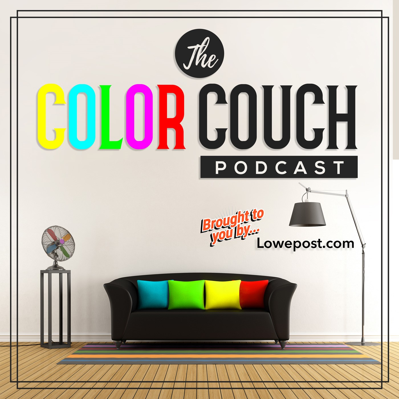 Artwork for podcast The Color Couch