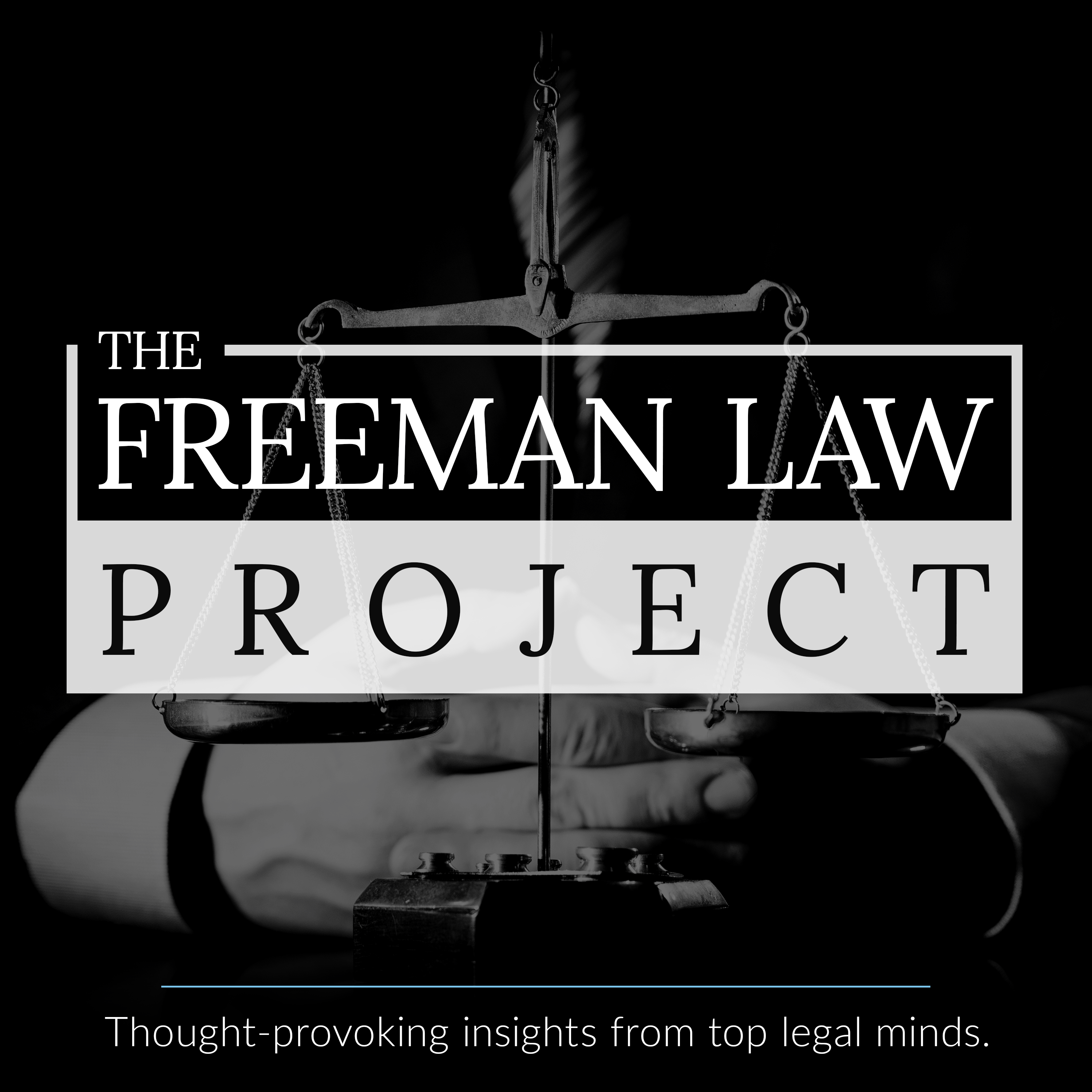 Artwork for podcast The Freeman Law Project