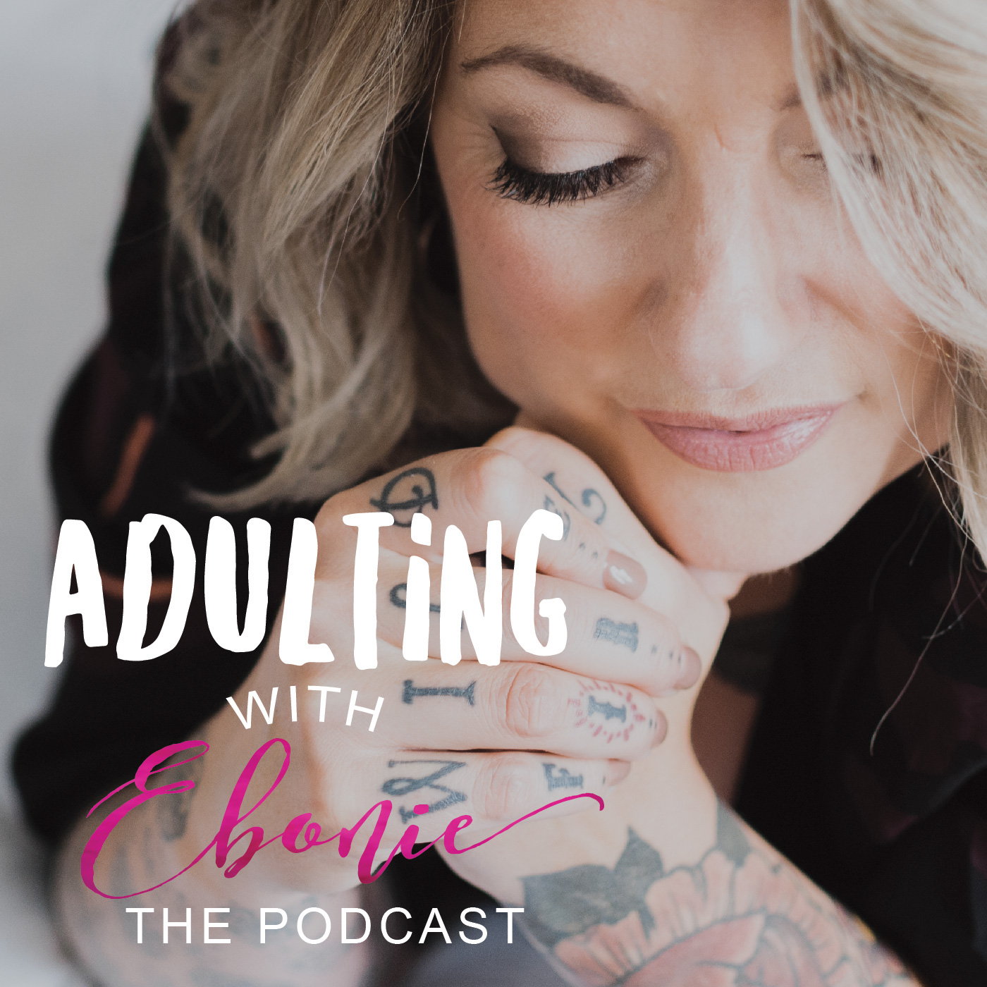 Show artwork for Adulting with Ebonie