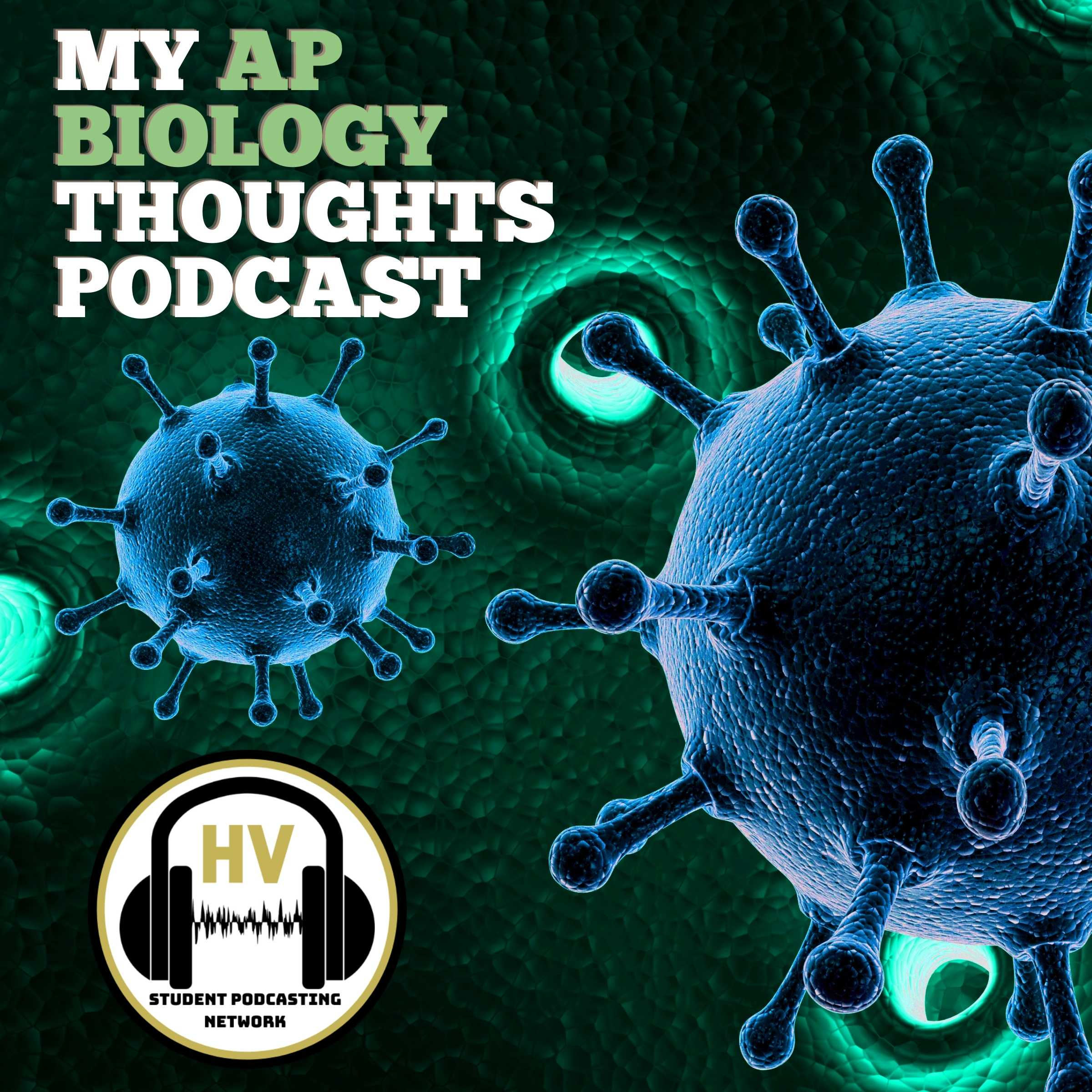 Artwork for podcast My AP Biology Thoughts