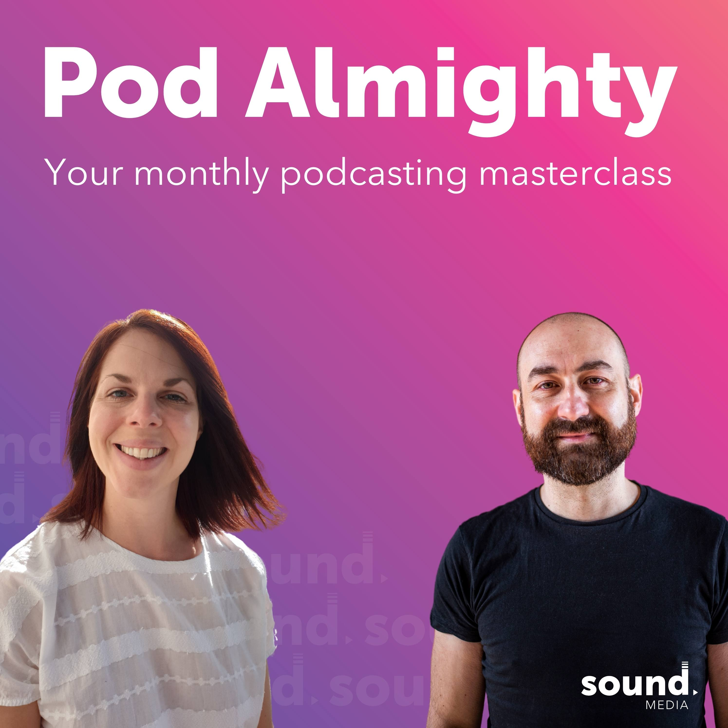Show artwork for Pod Almighty