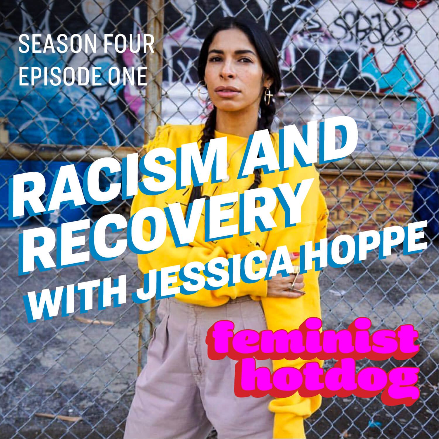 Racism and Recovery with Jessica Hoppe
