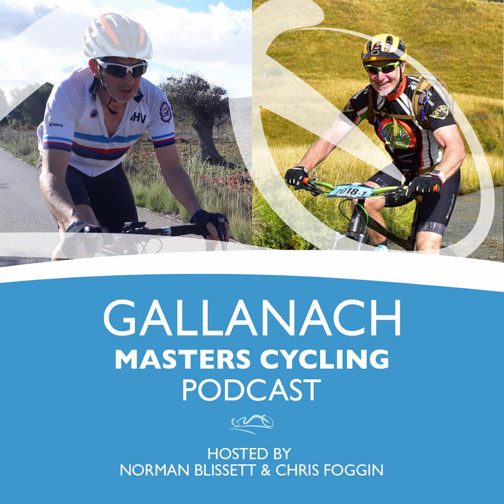 Show artwork for Gallanach Masters Cycling