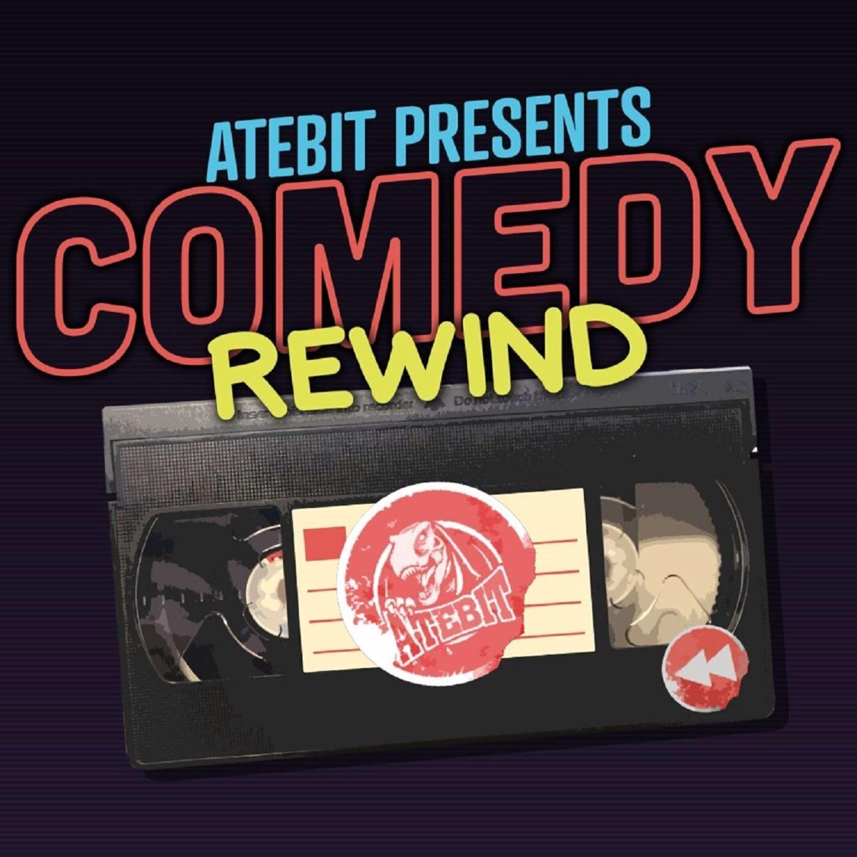 Comedy Rewind podcast show image