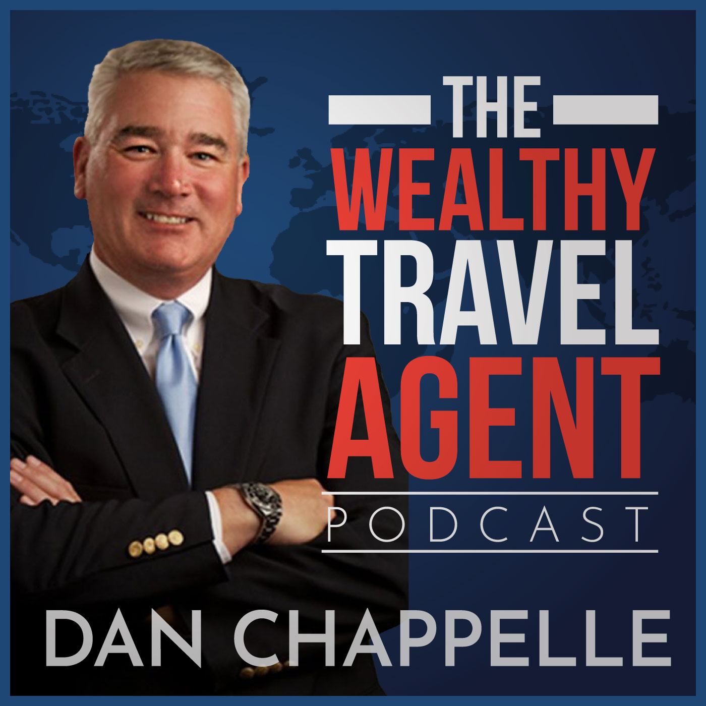 Show artwork for The Wealthy Travel Agent Podcast
