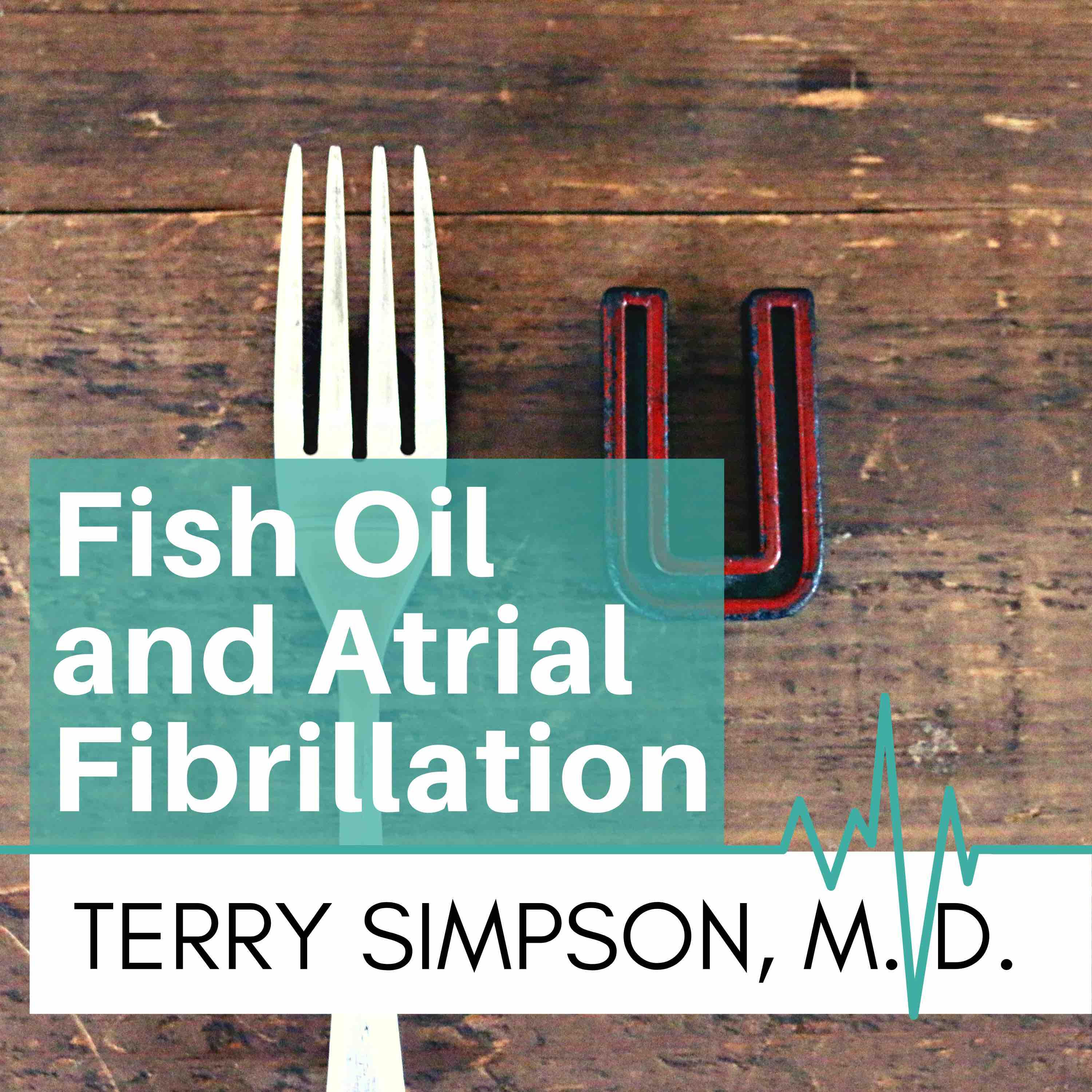 Artwork for podcast Fork U with Dr. Terry Simpson