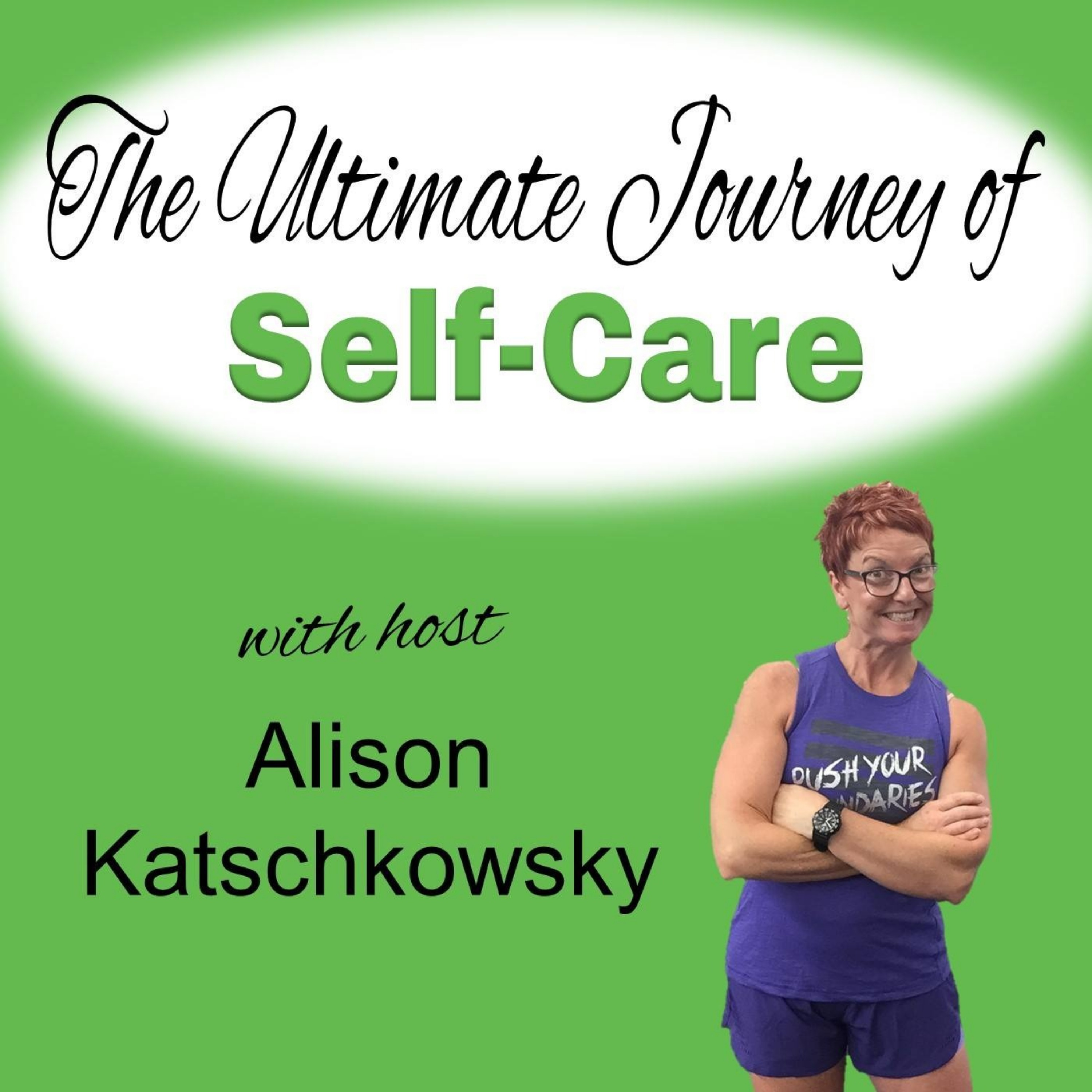 Show artwork for The Ultimate Journey of Self-Care