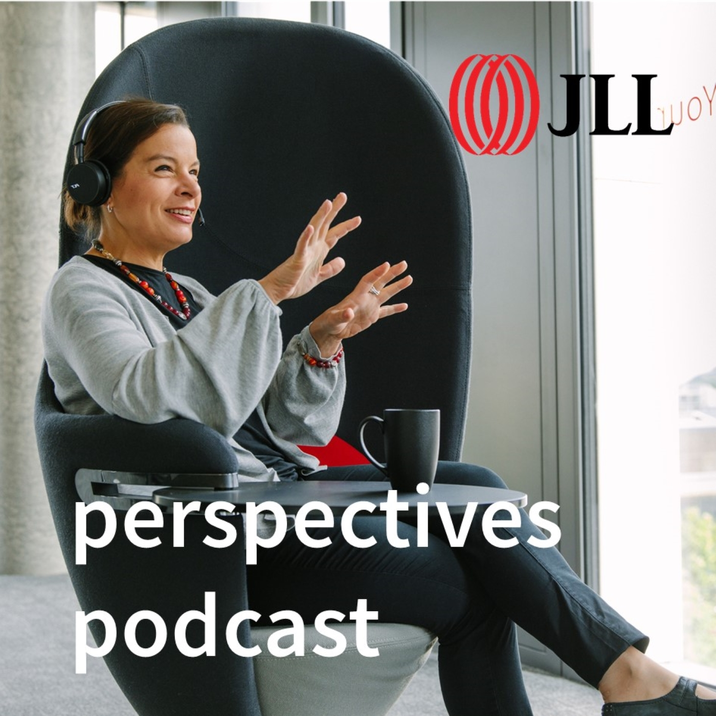 Show artwork for JLL Perspectives