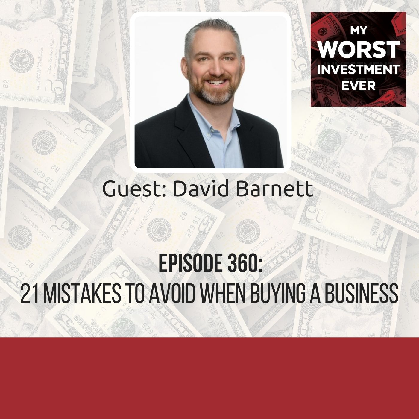 David Barnett – 21 Mistakes to Avoid When Buying a Business