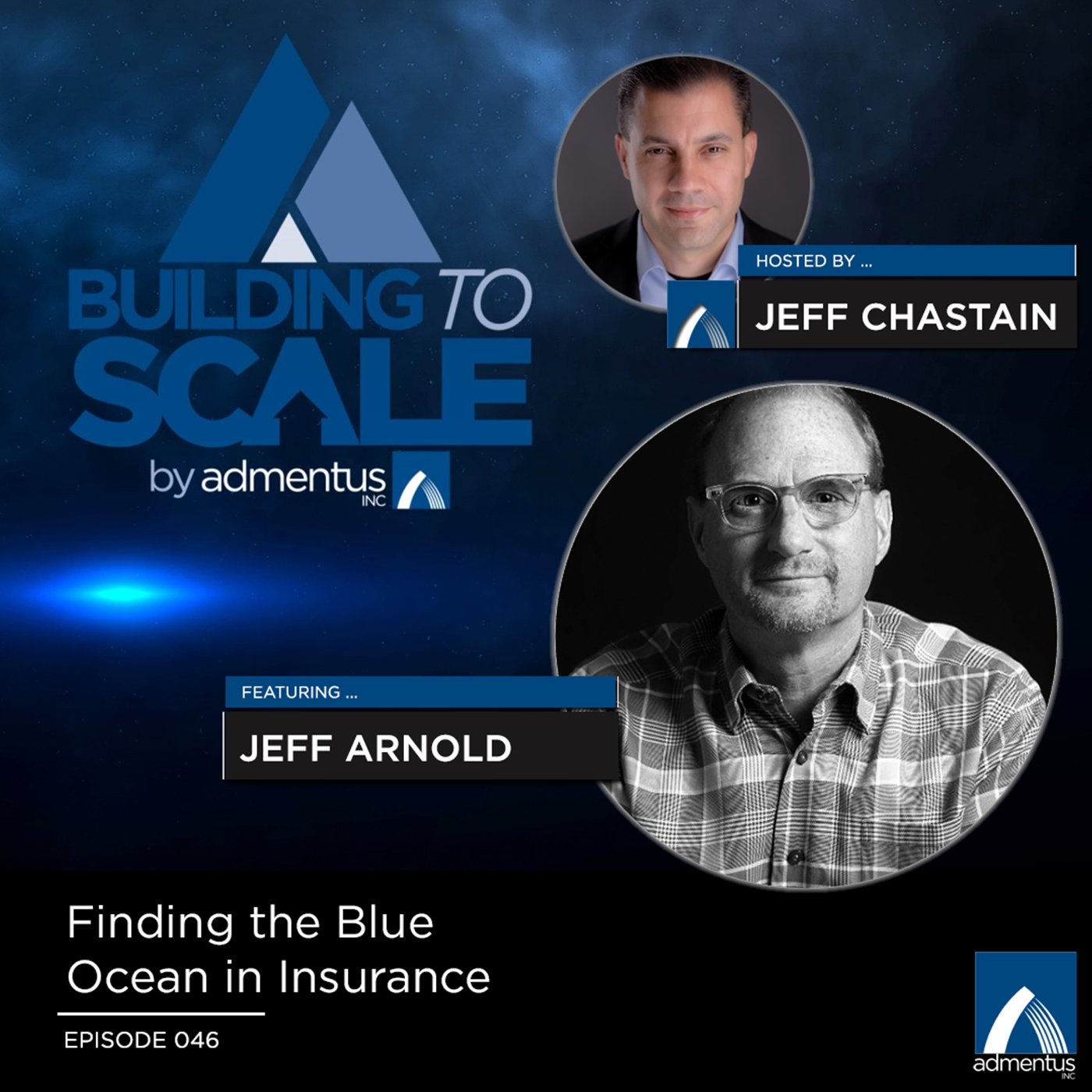 Finding the Blue Ocean in Insurance with Jeff Arnold of RightSure Insurance Group