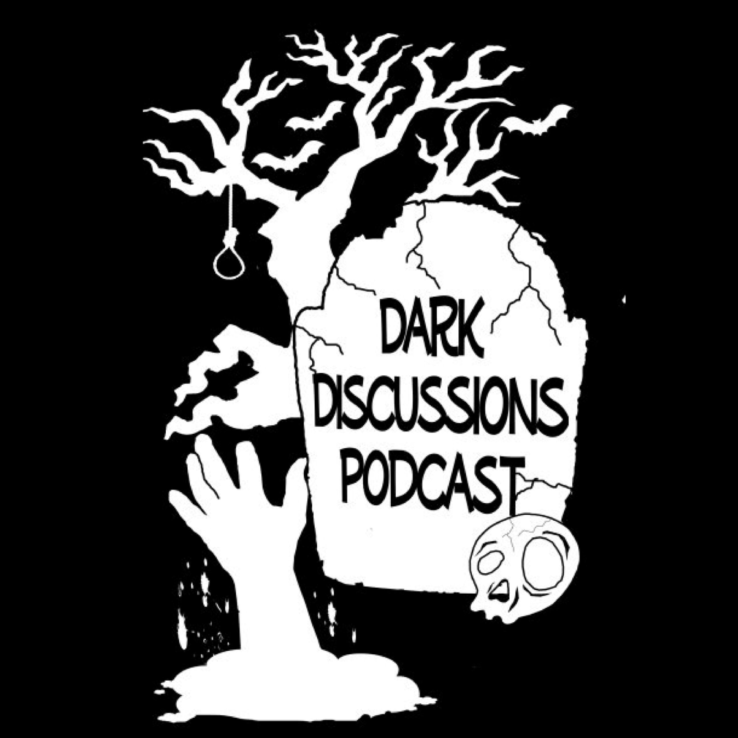 Artwork for podcast Dark Discussions Podcast