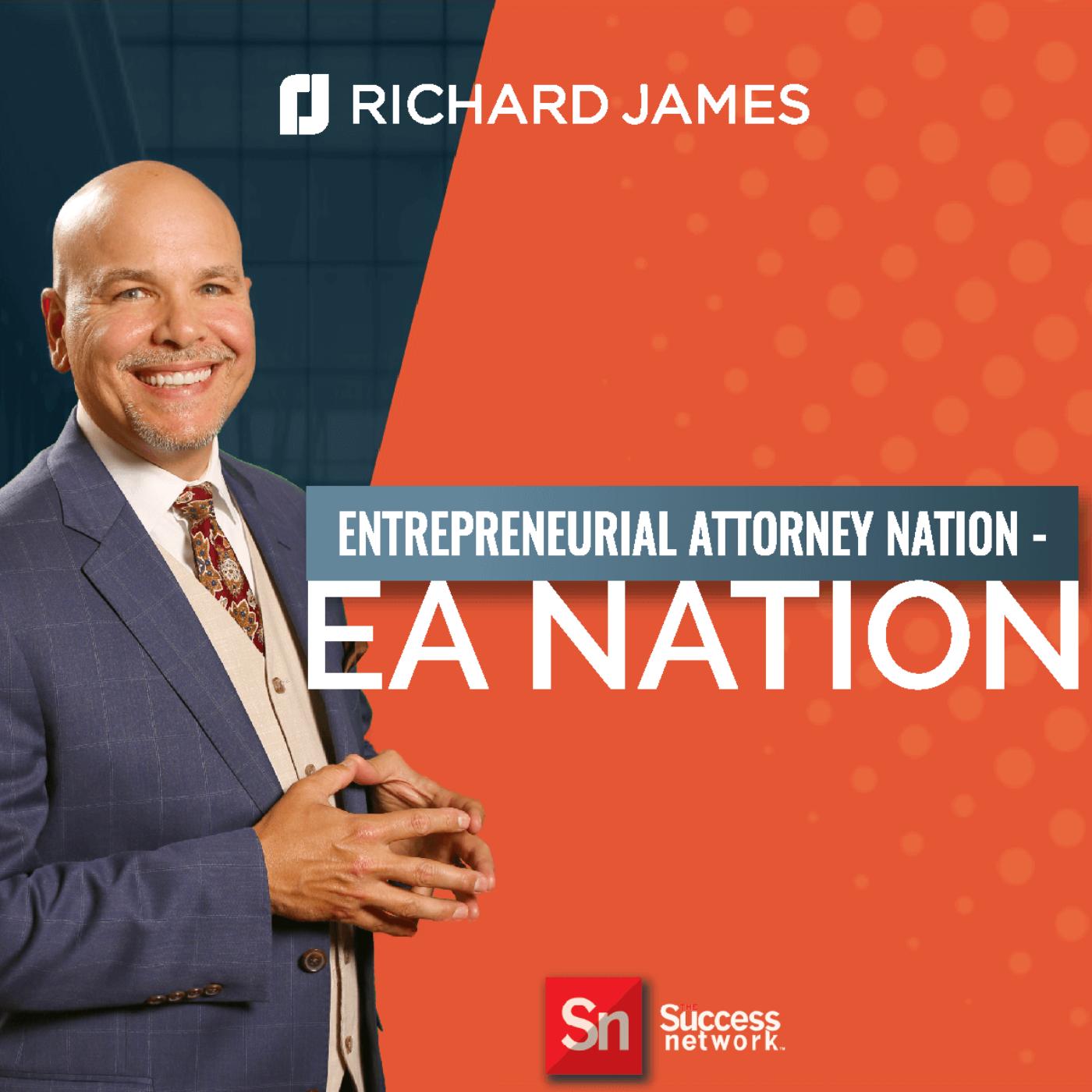 Artwork for podcast Entrepreneurial Attorney Nation