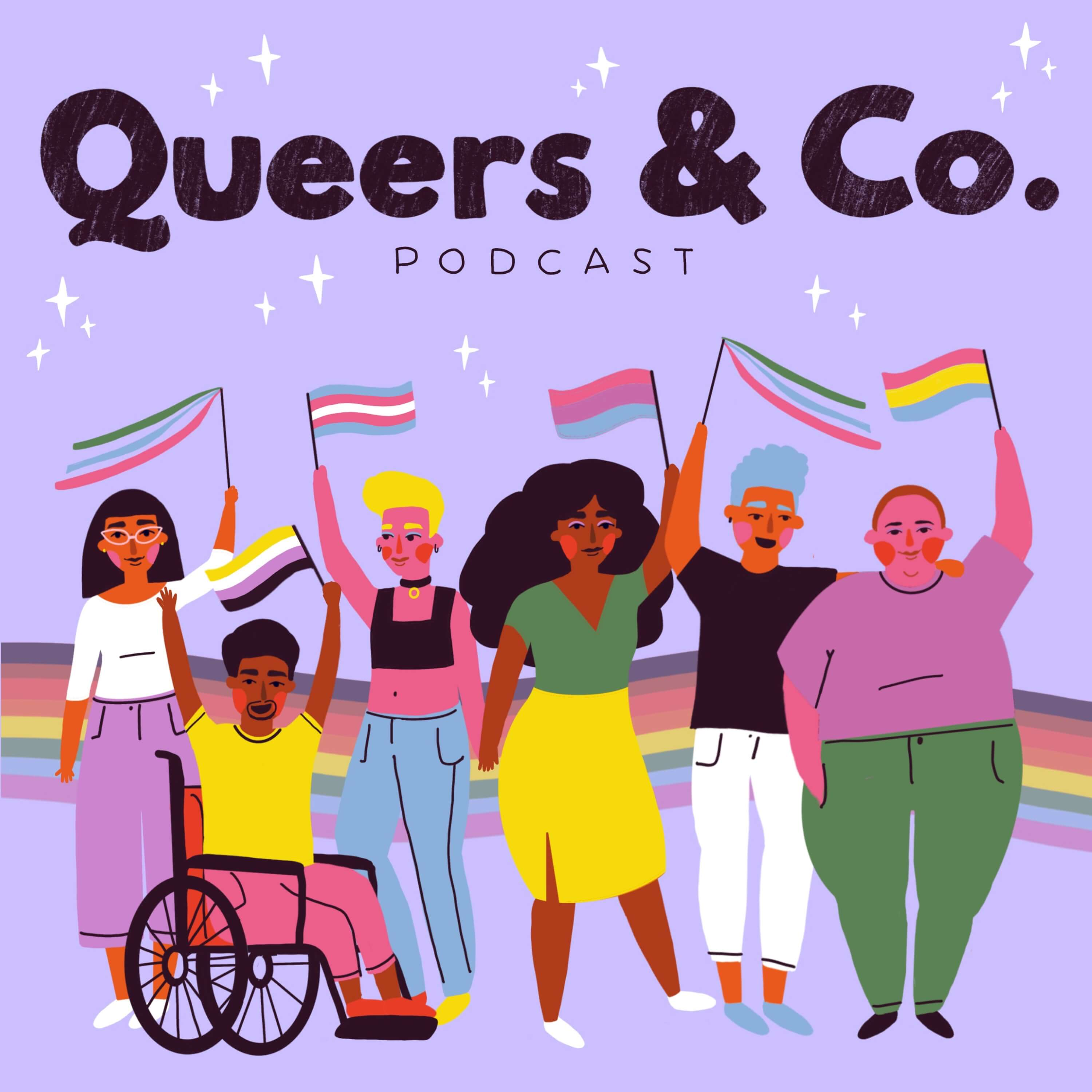 Show artwork for Queers & Co.
