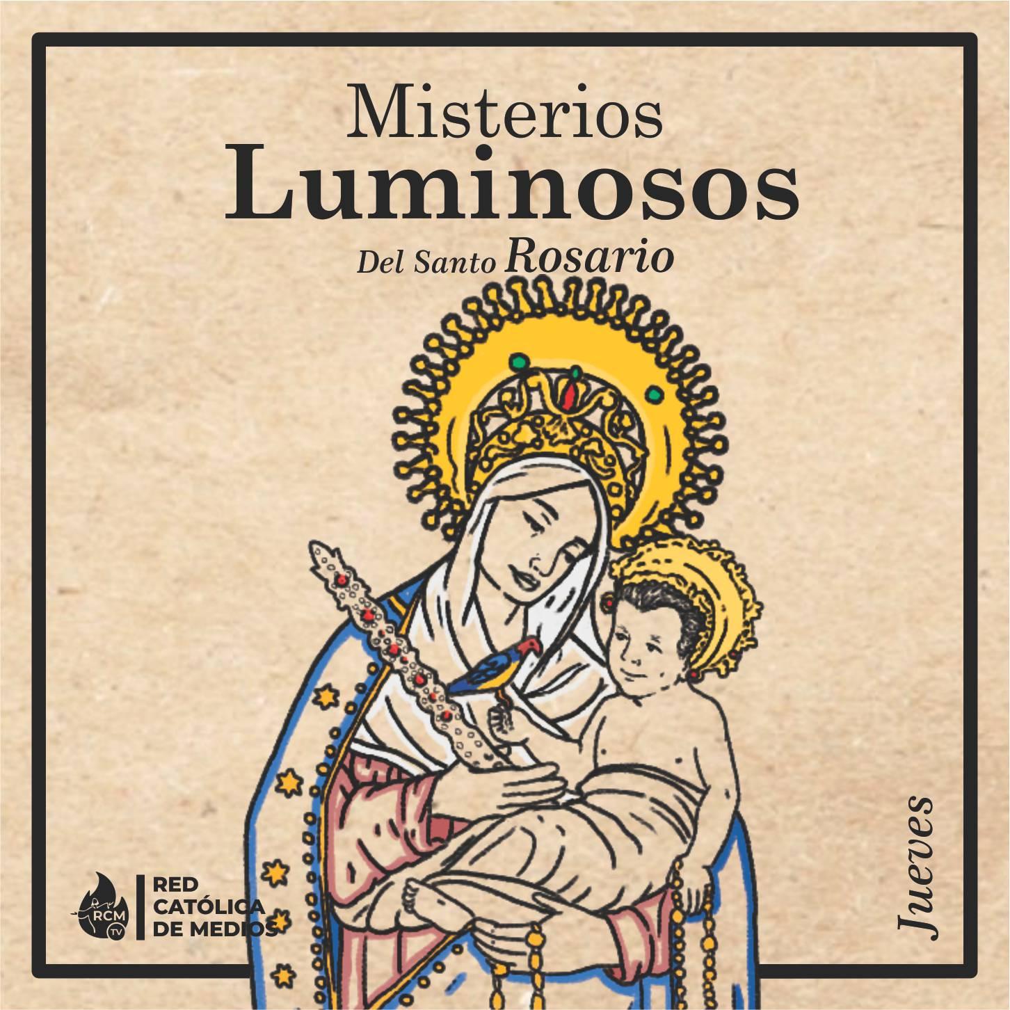Artwork for podcast El Santo Rosario