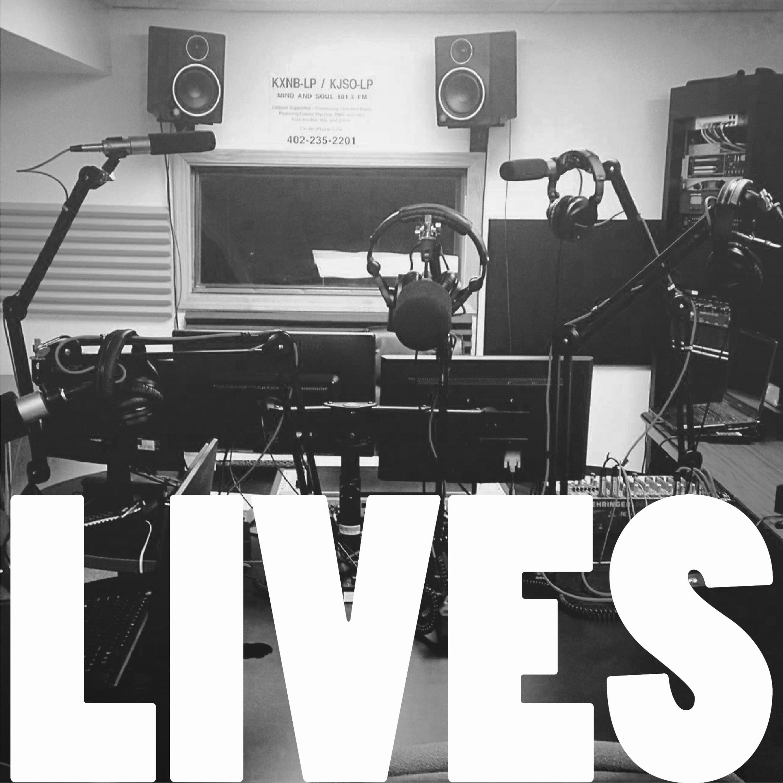 Artwork for podcast Lives Radio Show & Podcast with Stuart Chittenden