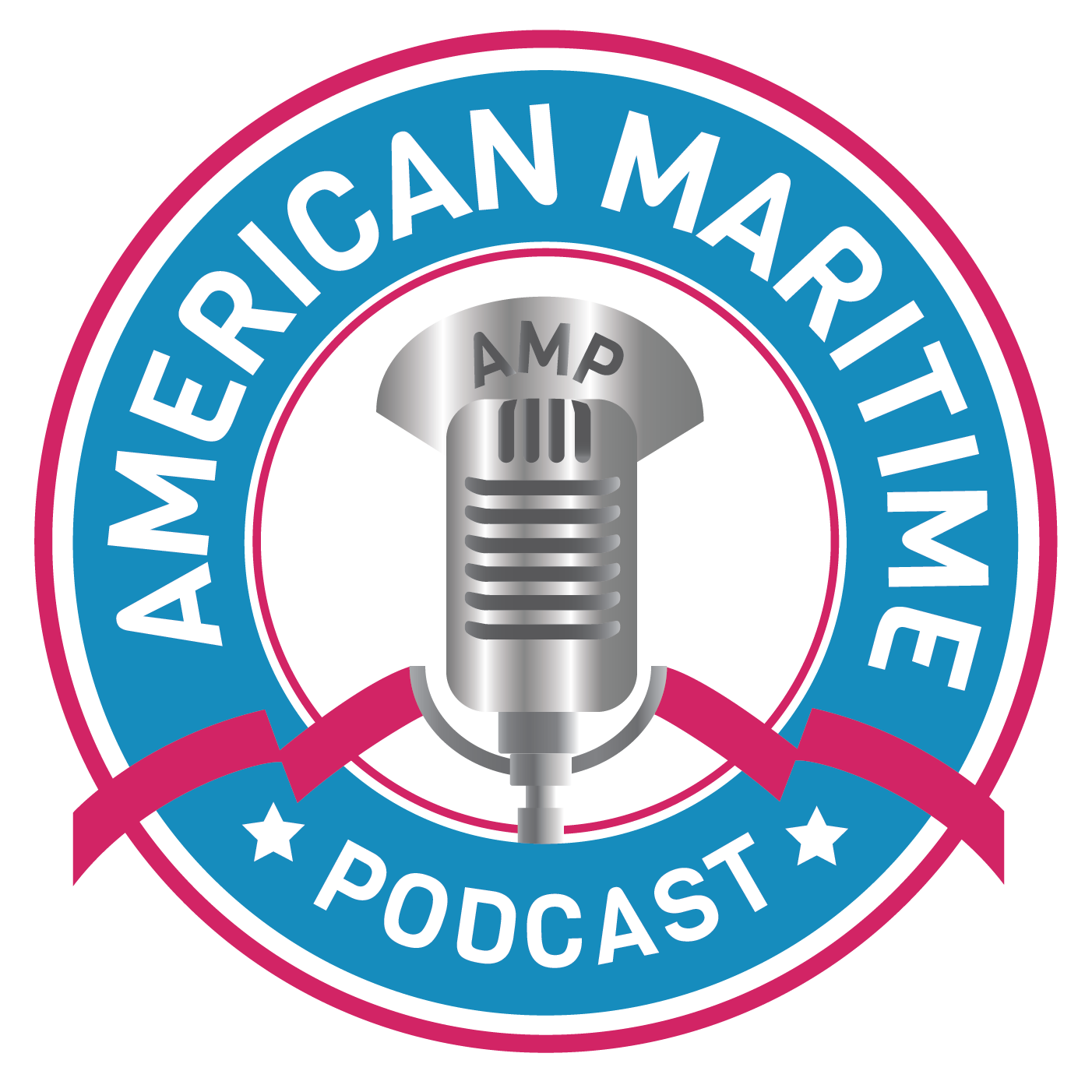 Artwork for podcast AMP: American Maritime Podcast