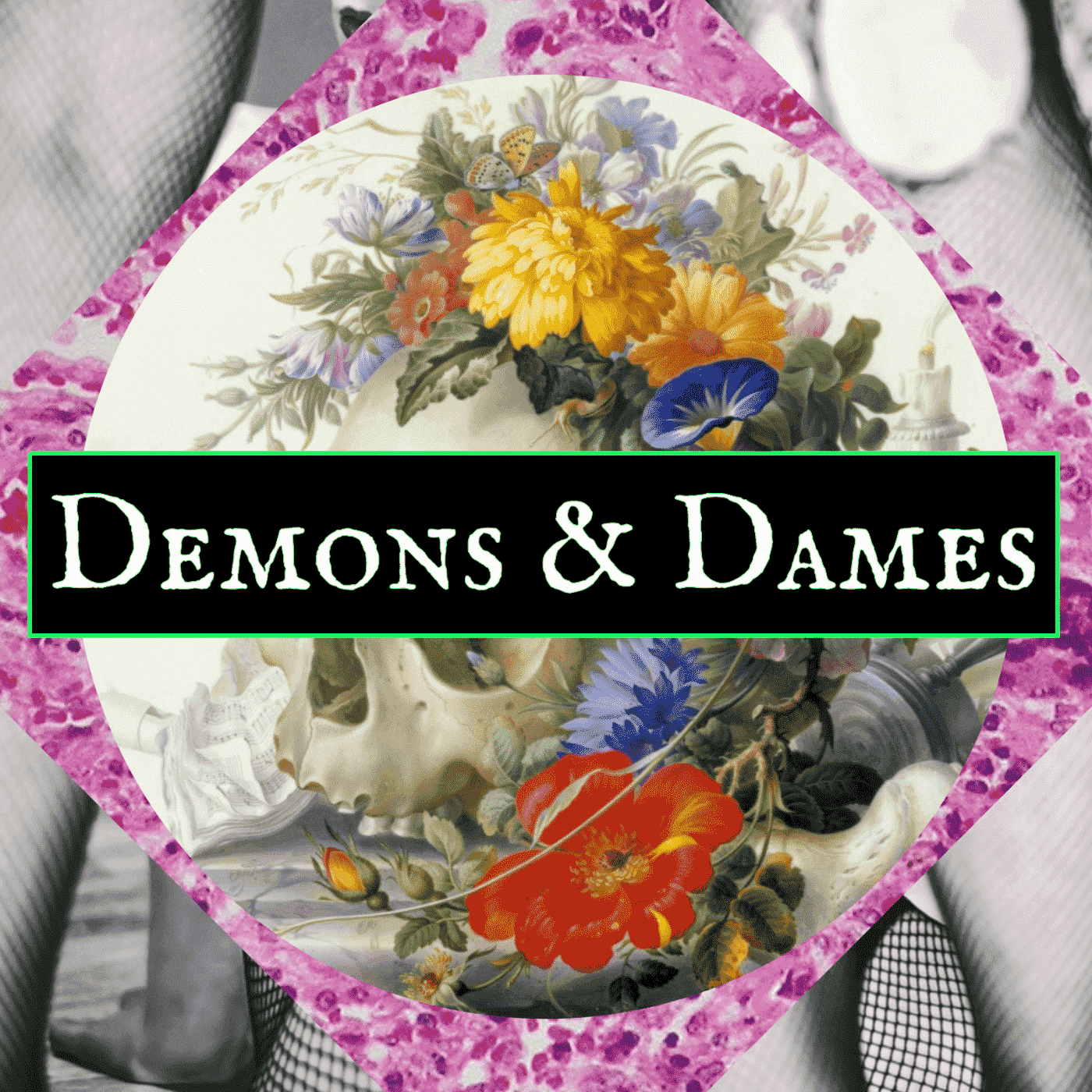 Show artwork for Demons and Dames
