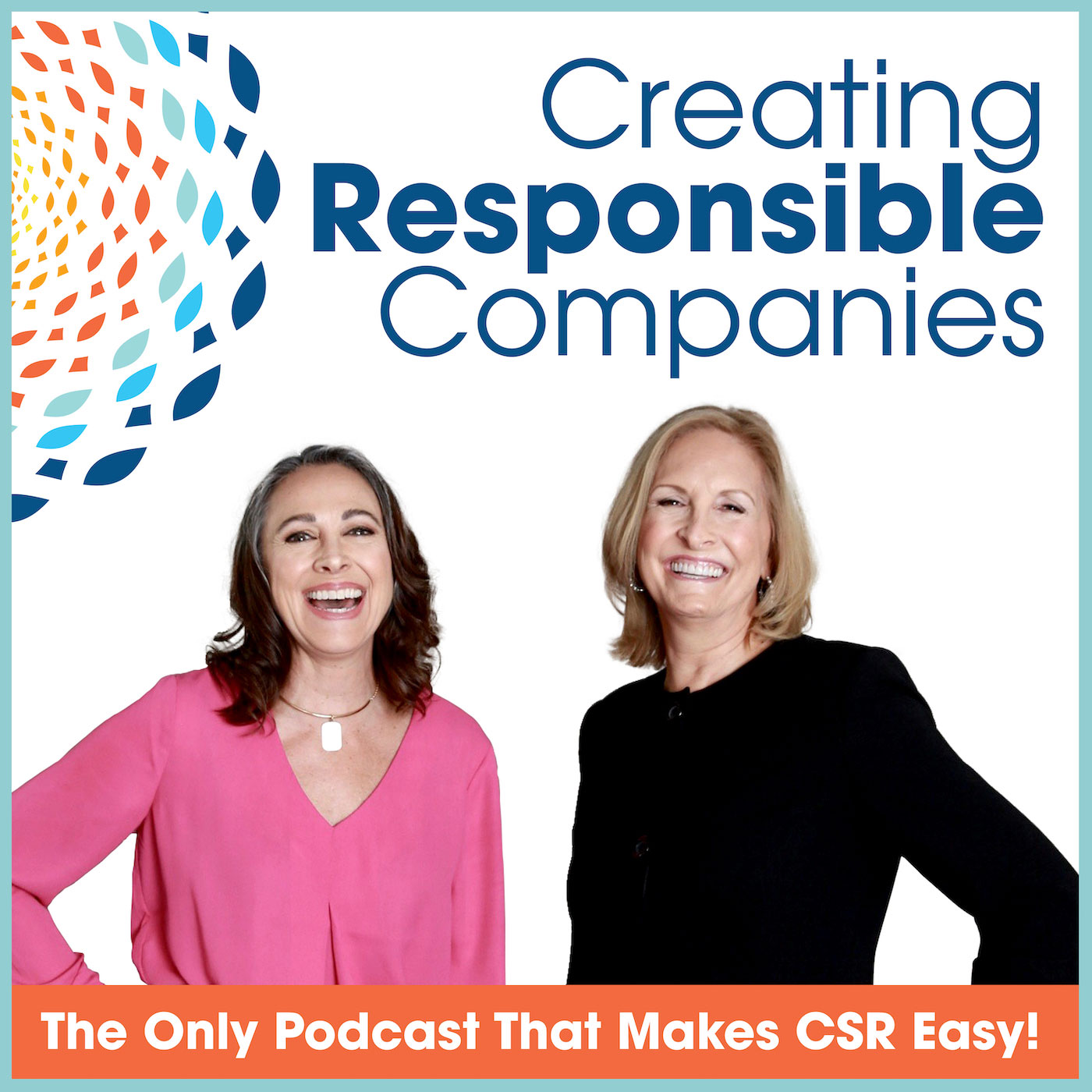 Artwork for podcast Creating Responsible Companies Podcast