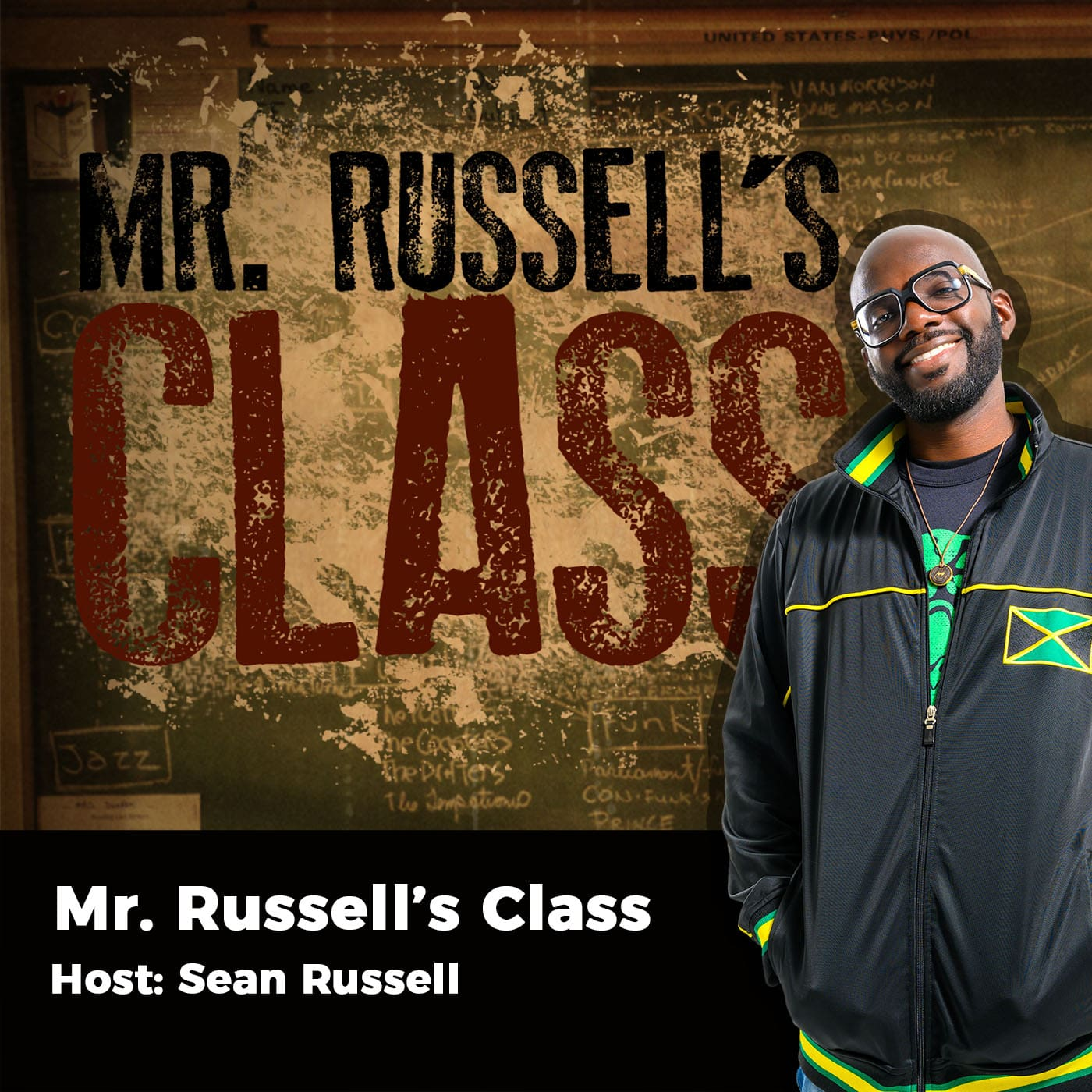 Artwork for podcast Mr. Russell's Class