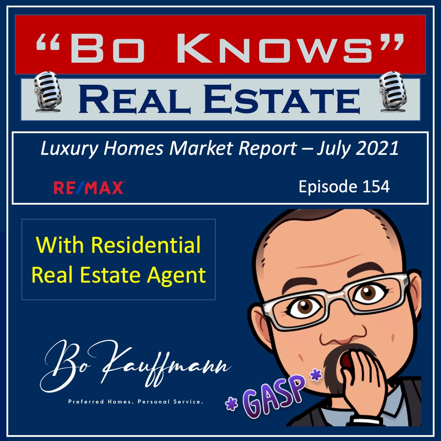 Artwork for podcast Bo Knows Real Estate