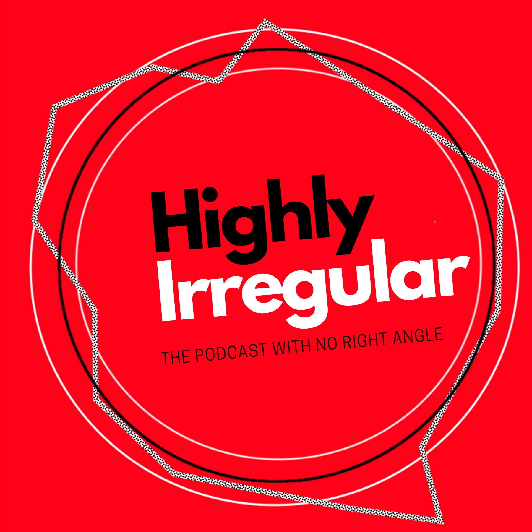 Show artwork for Highly Irregular