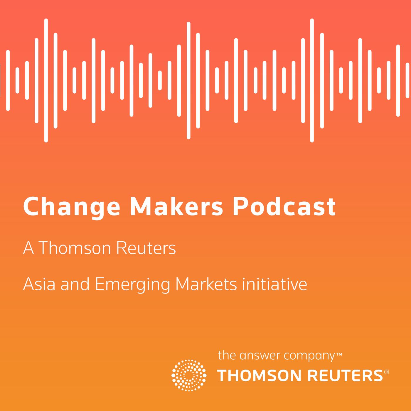 Artwork for podcast Change Makers Podcast