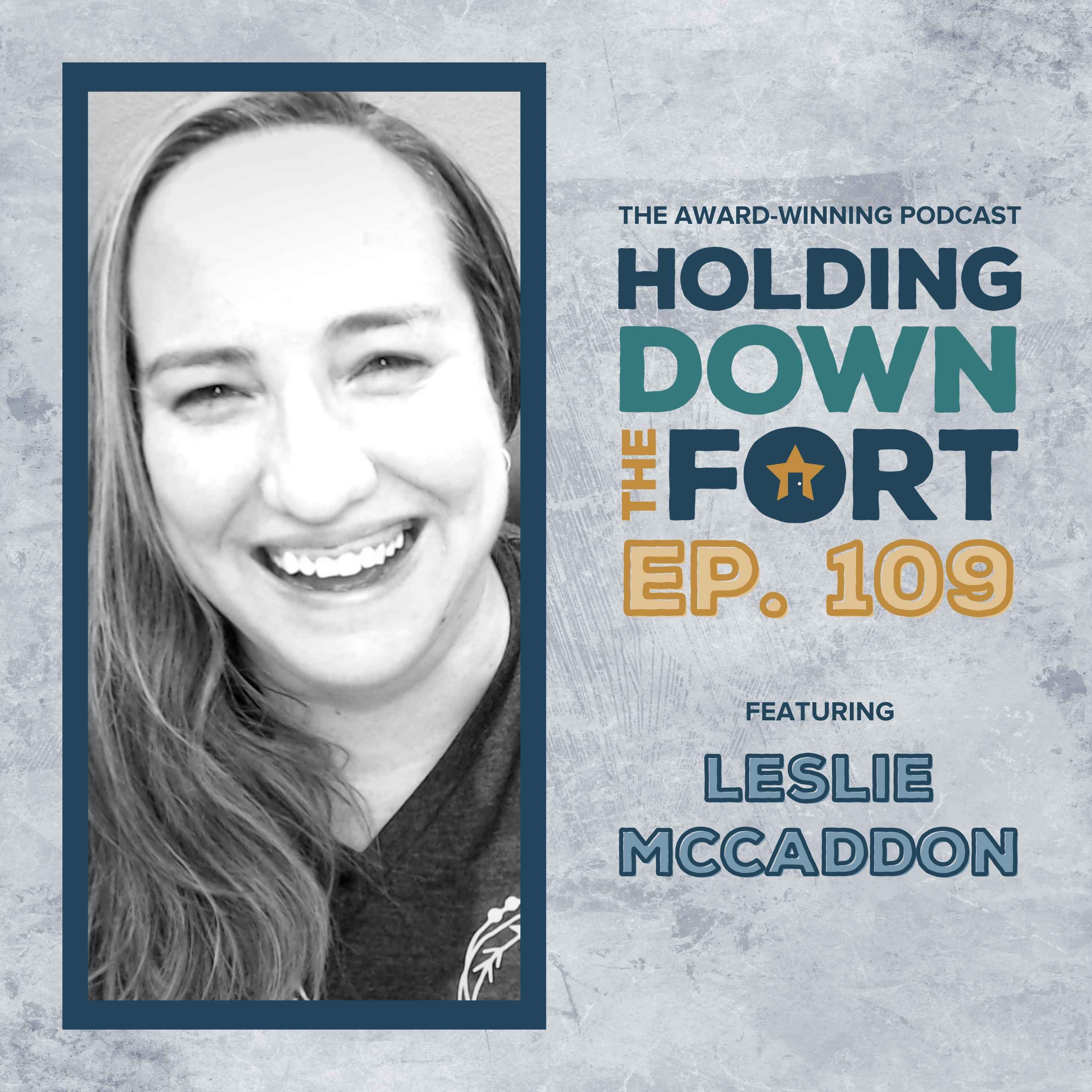Artwork for podcast Holding Down the Fort Podcast