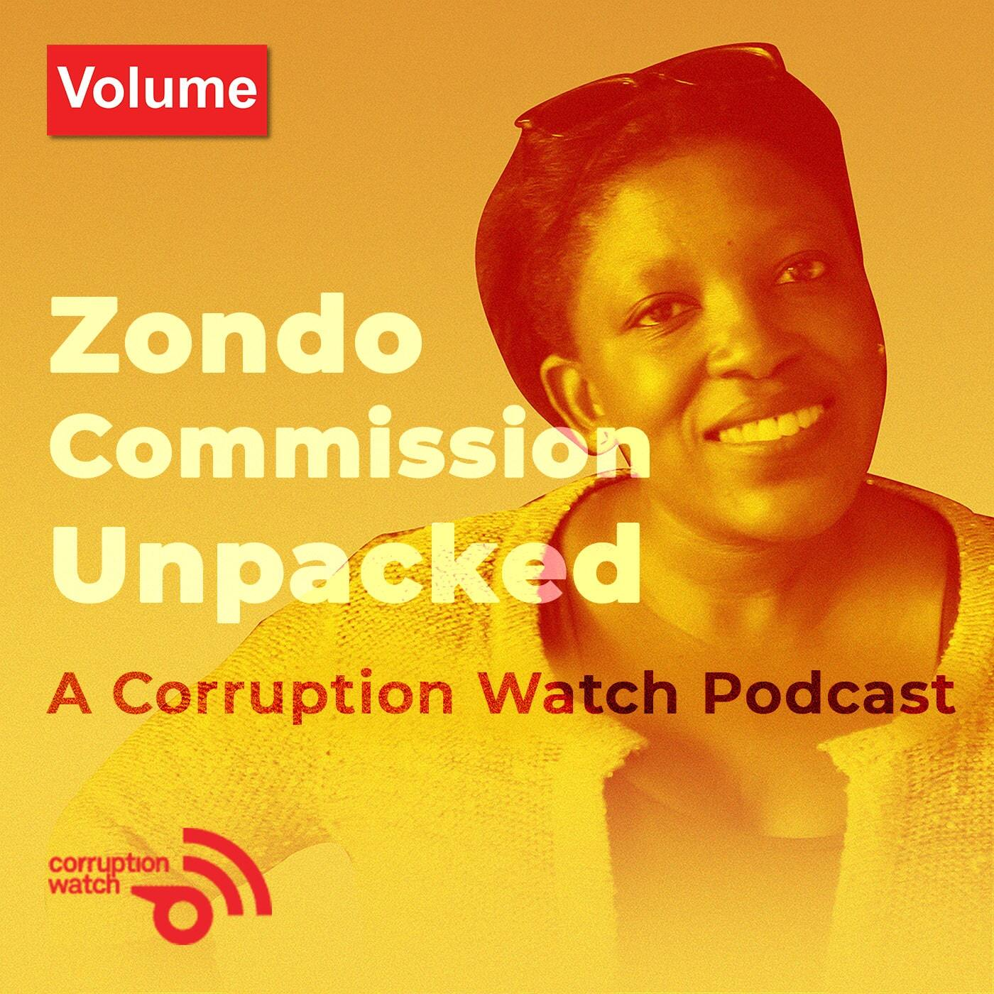 Artwork for podcast The Zondo Commission Unpacked: a Corruption Watch Podcast