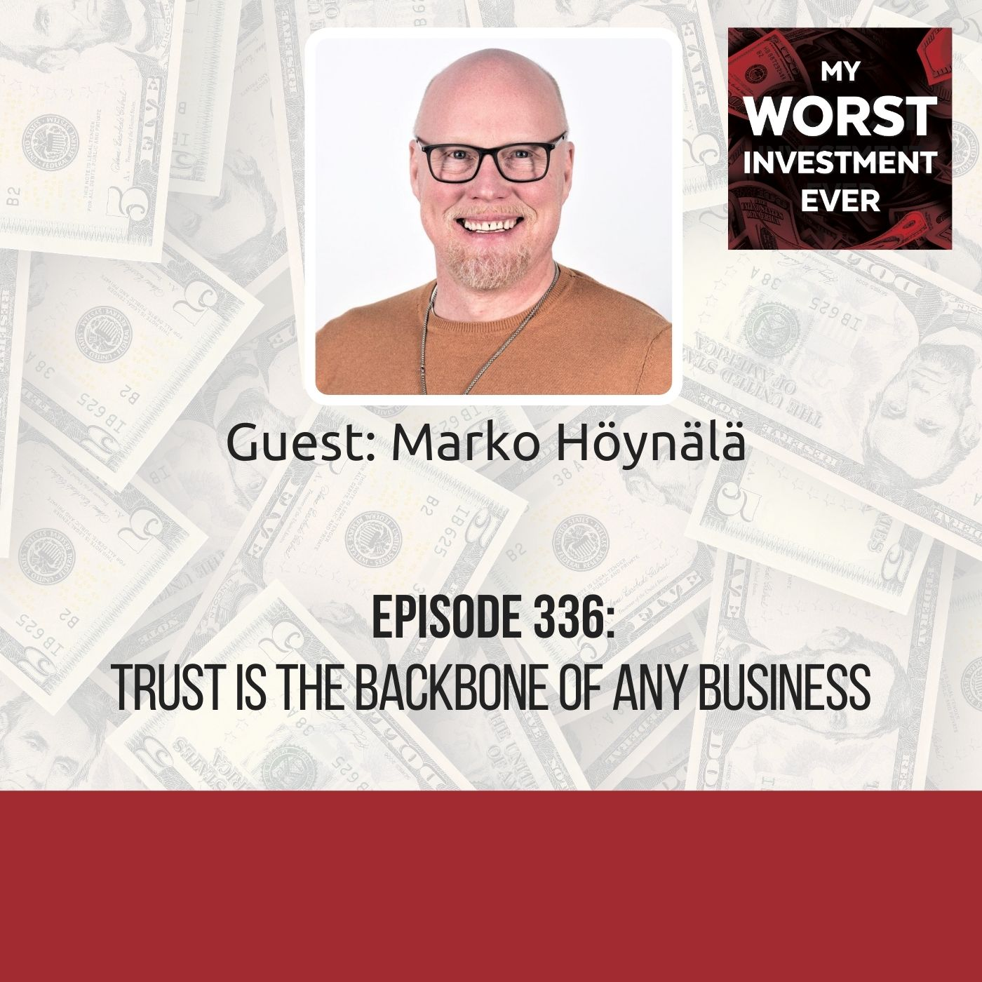 Marko Höynälä – Trust Is the Backbone of Any Business