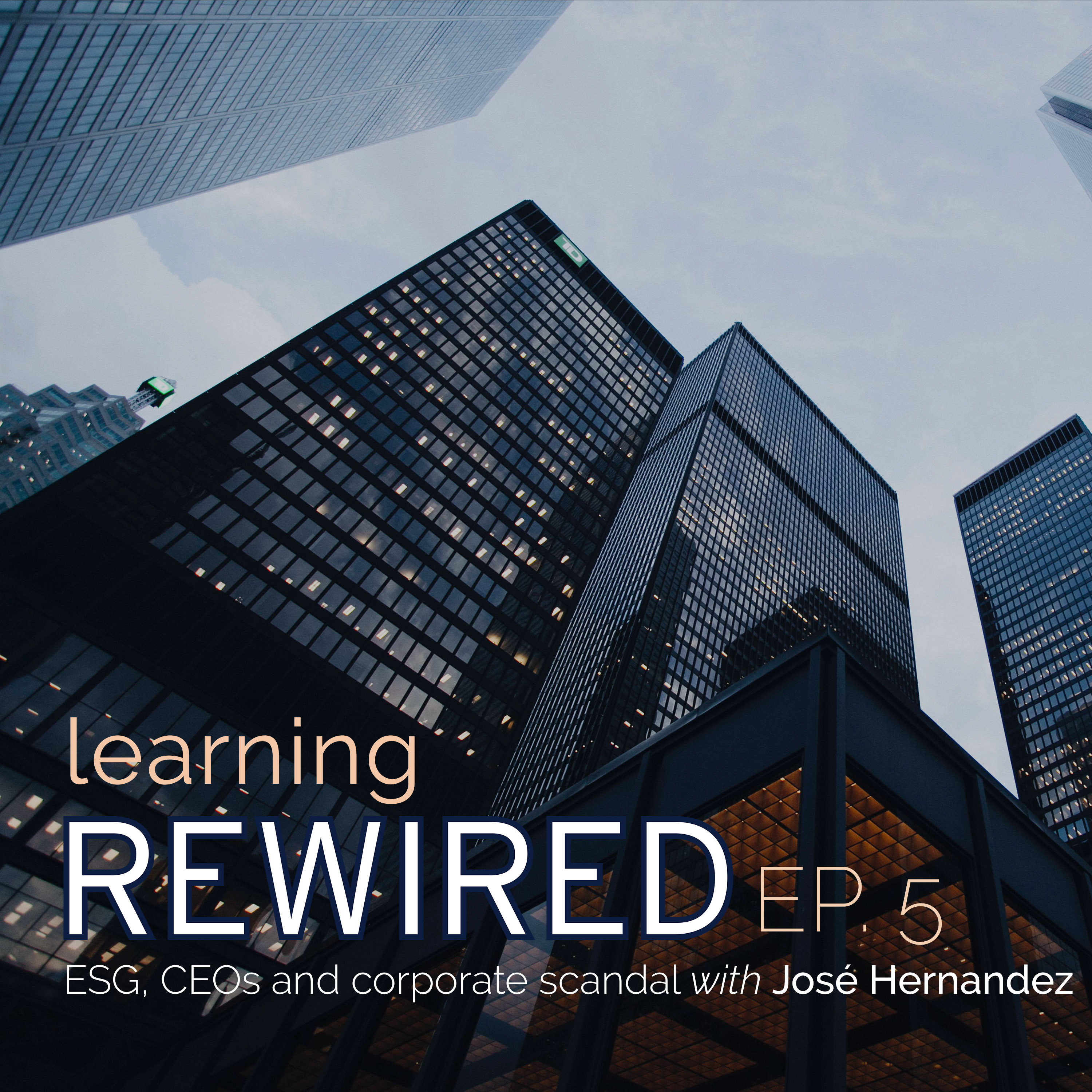 Artwork for podcast Executive Learning REWIRED