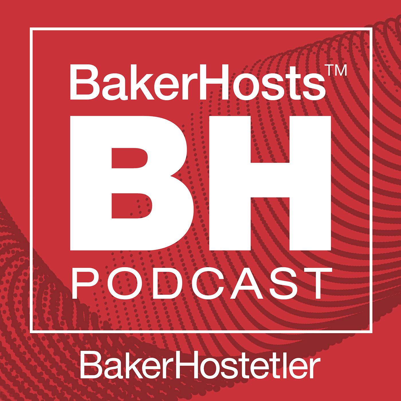 Artwork for podcast BakerHosts