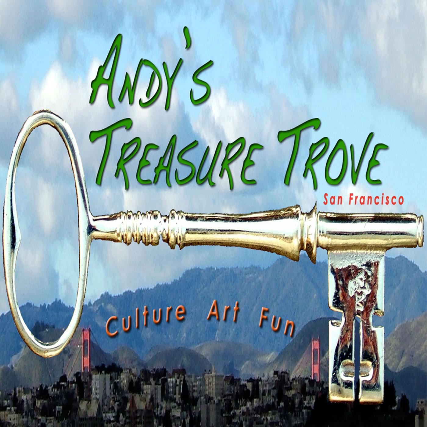 The Andy's Treasure Trove Podcast