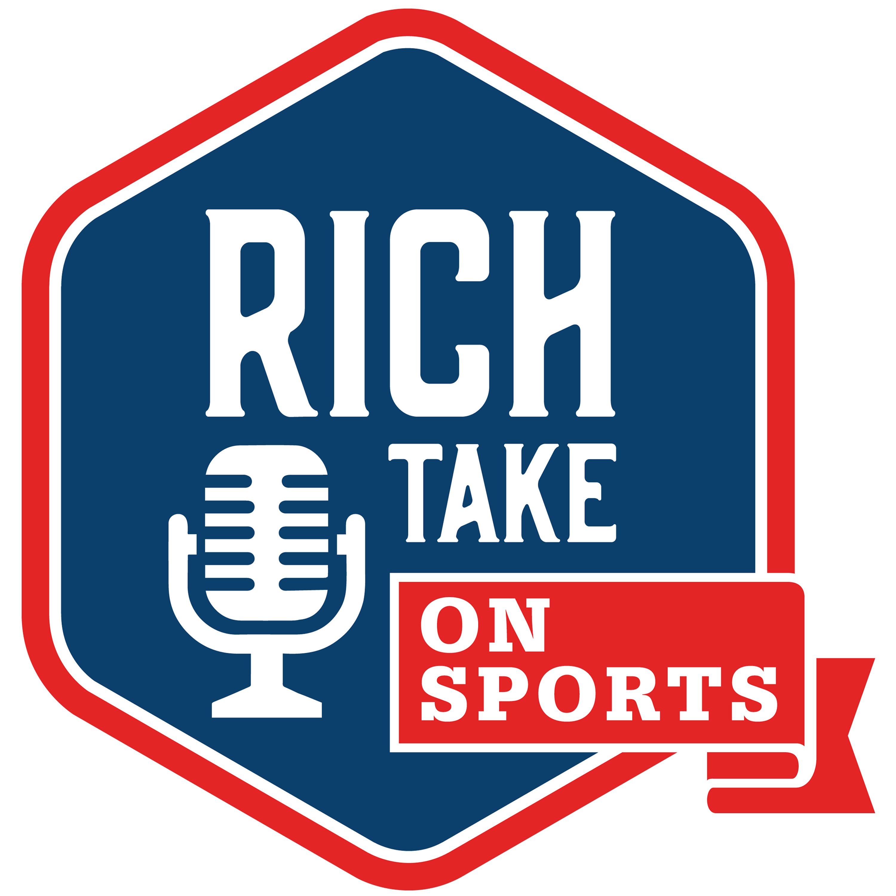 Artwork for podcast Rich Take On Sports
