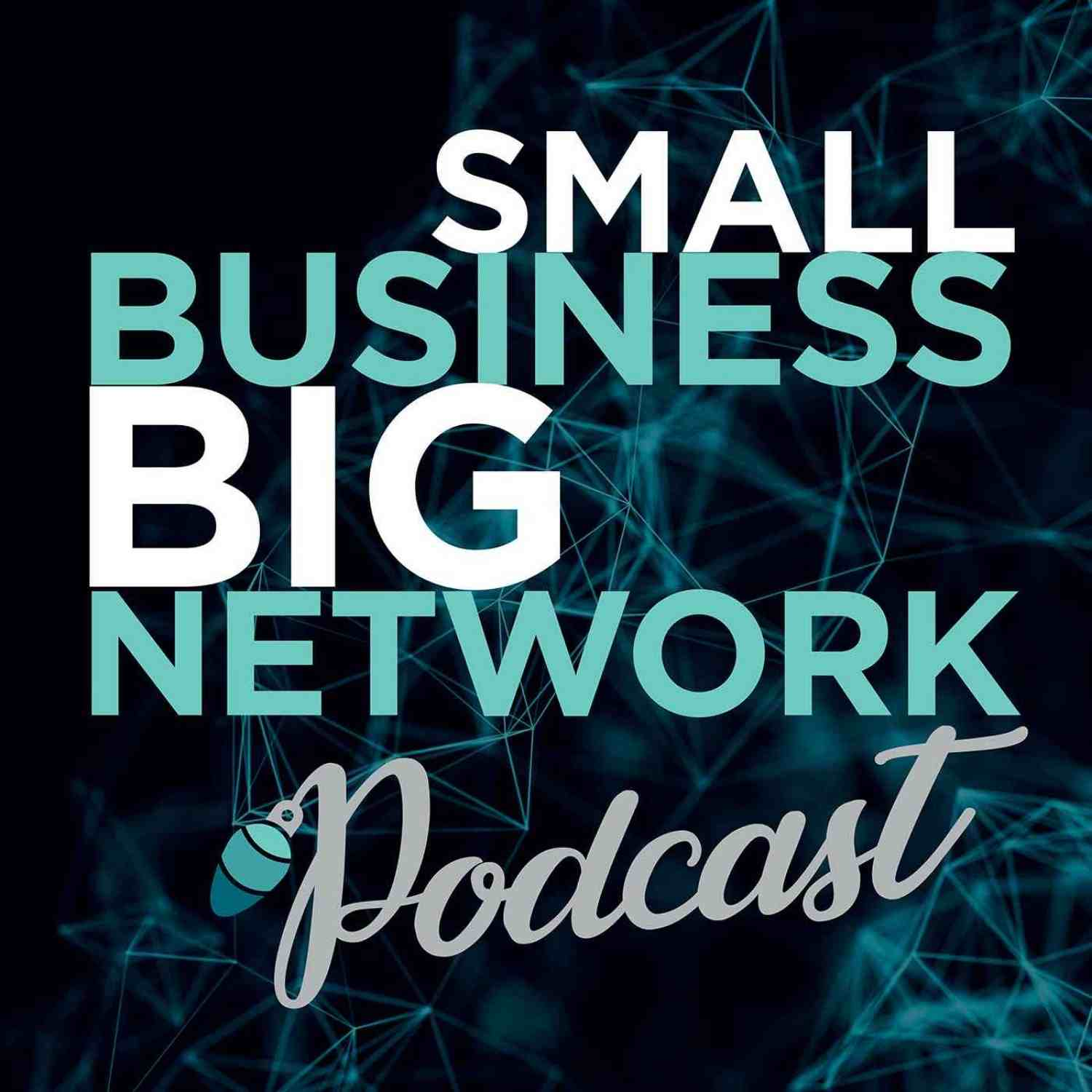 Artwork for podcast Small Business, Big Network