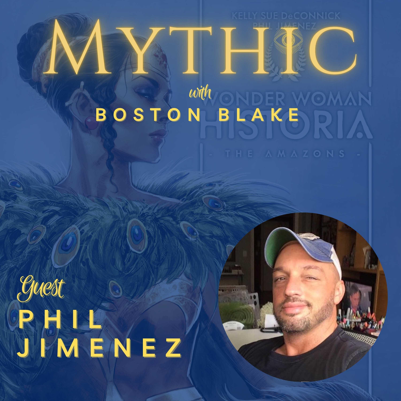Artwork for podcast Mythic