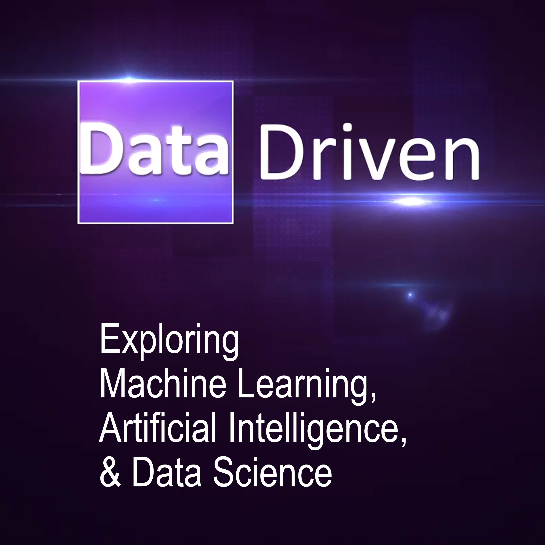 Artwork for podcast Data Driven