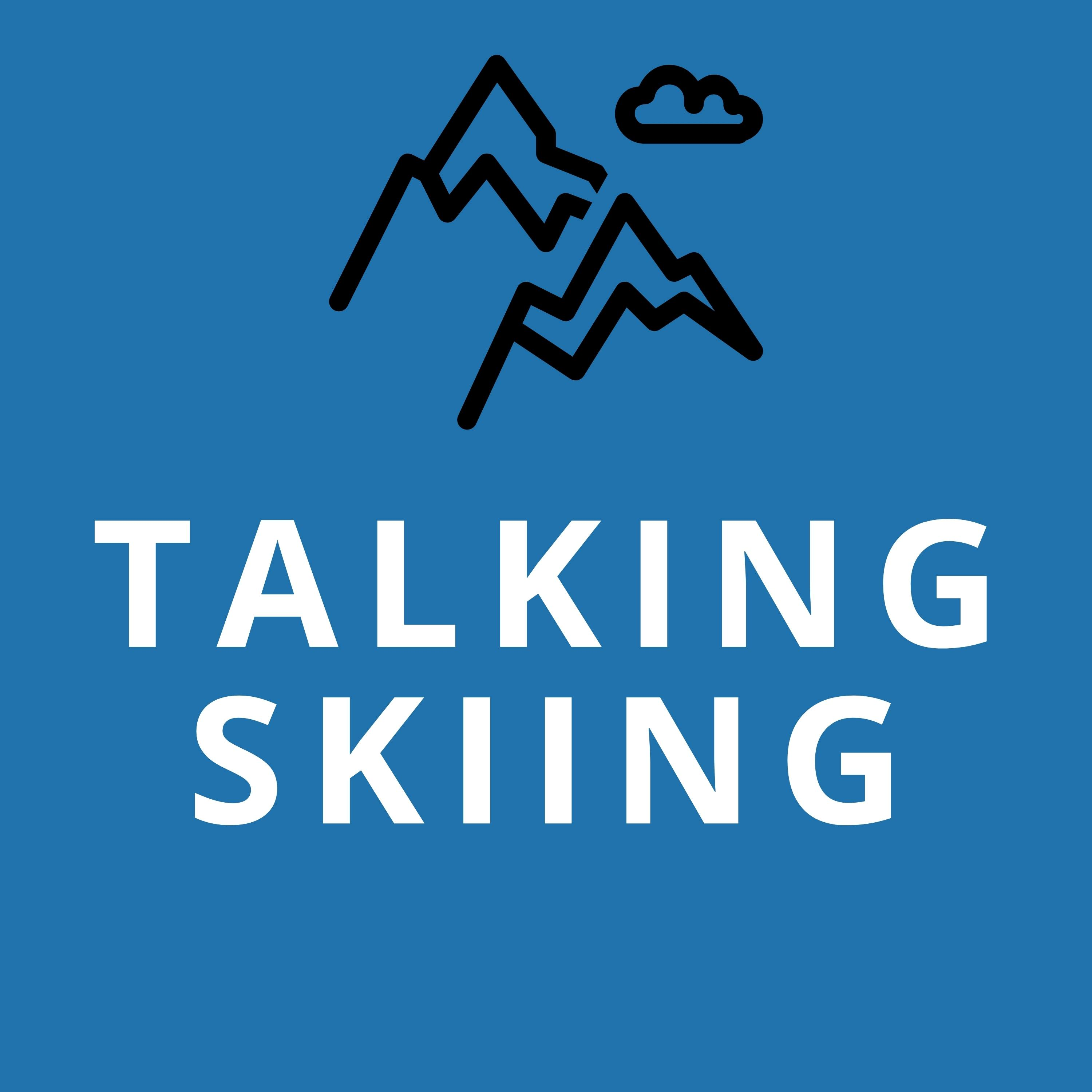 Show artwork for Talking Skiing
