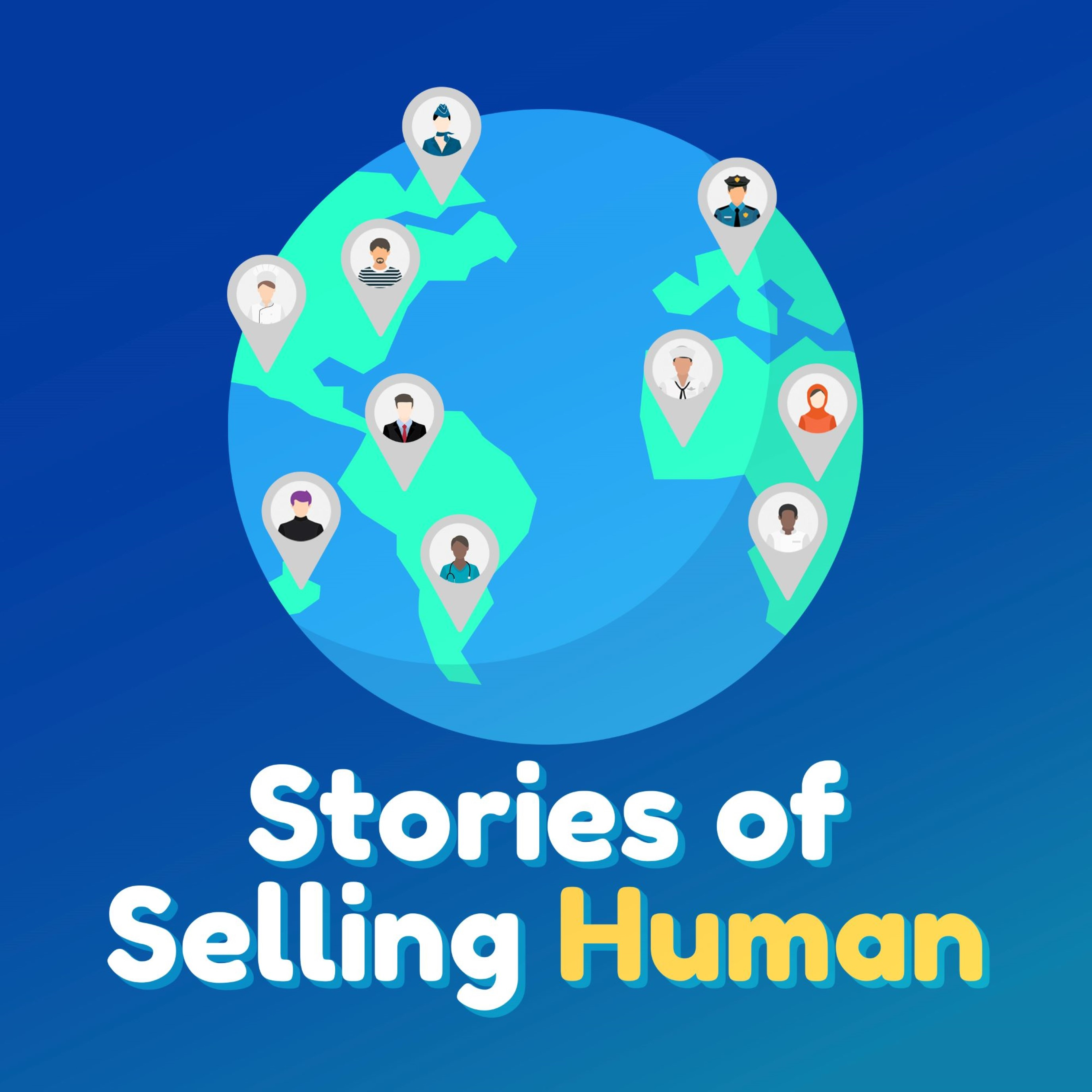 Show artwork for Stories of Selling Human