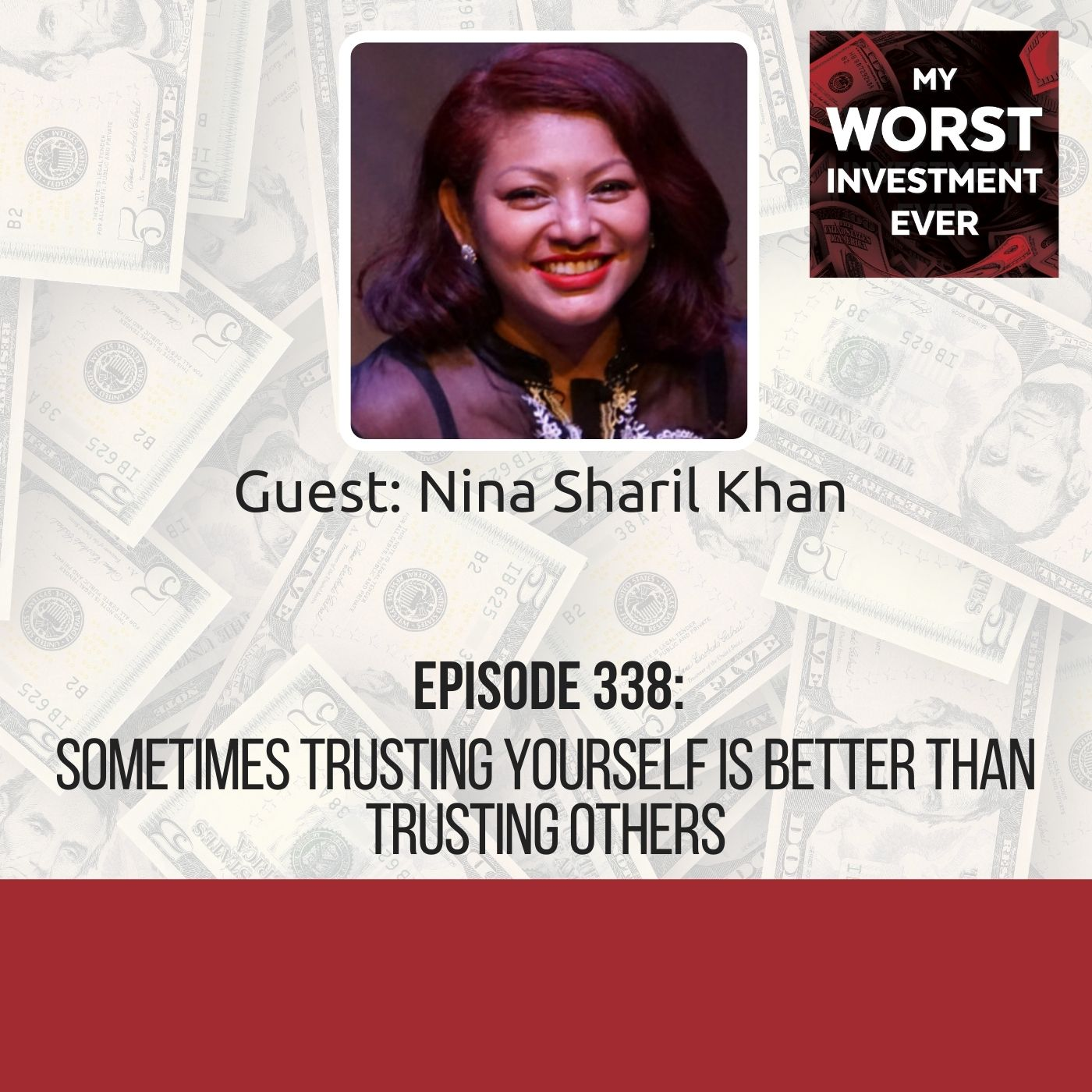 Nina Sharil Khan – Sometimes Trusting Yourself Is Better Than Trusting Others