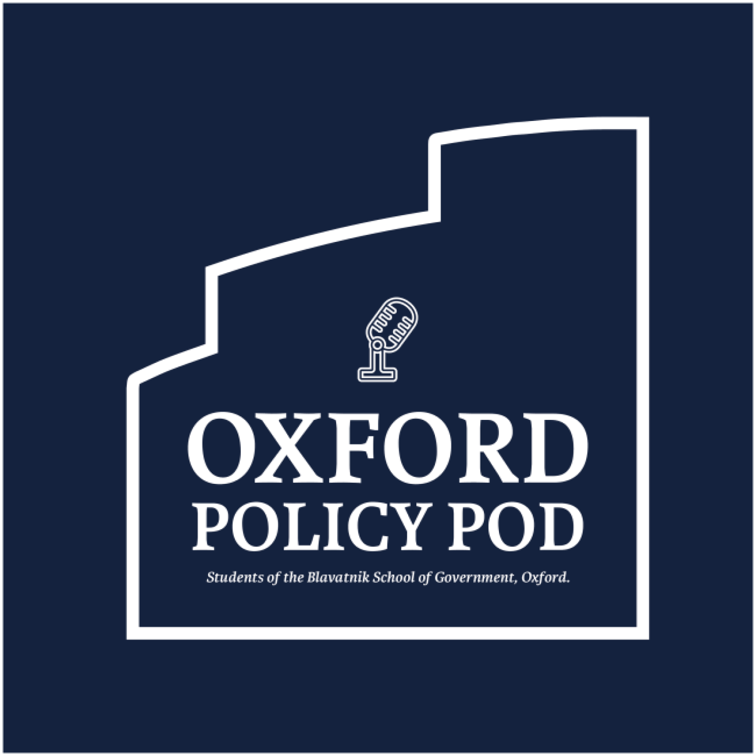 Show artwork for Oxford Policy Pod